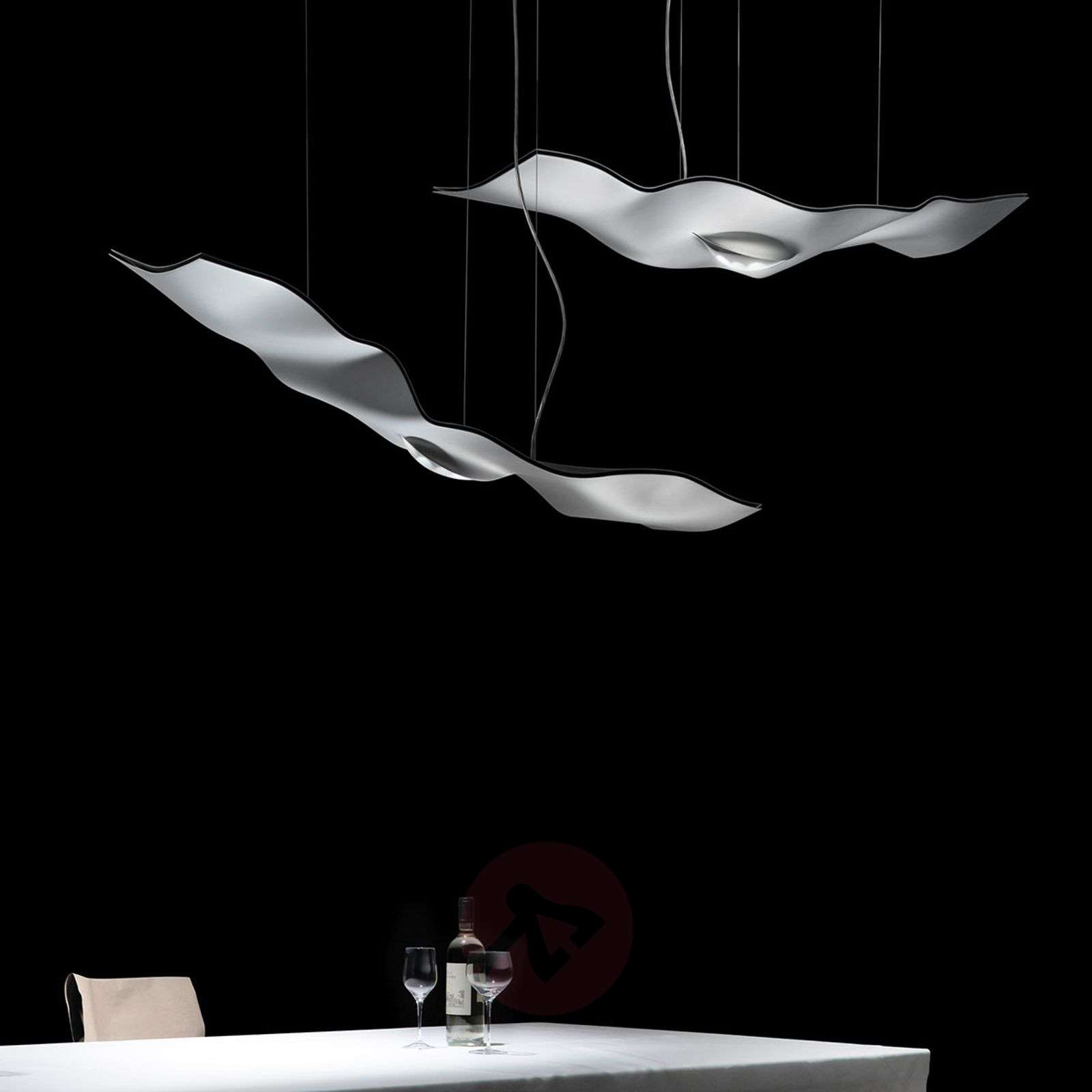 Ingo Maurer Luce Volante – LED-riippuvalaisin-5026123X-01