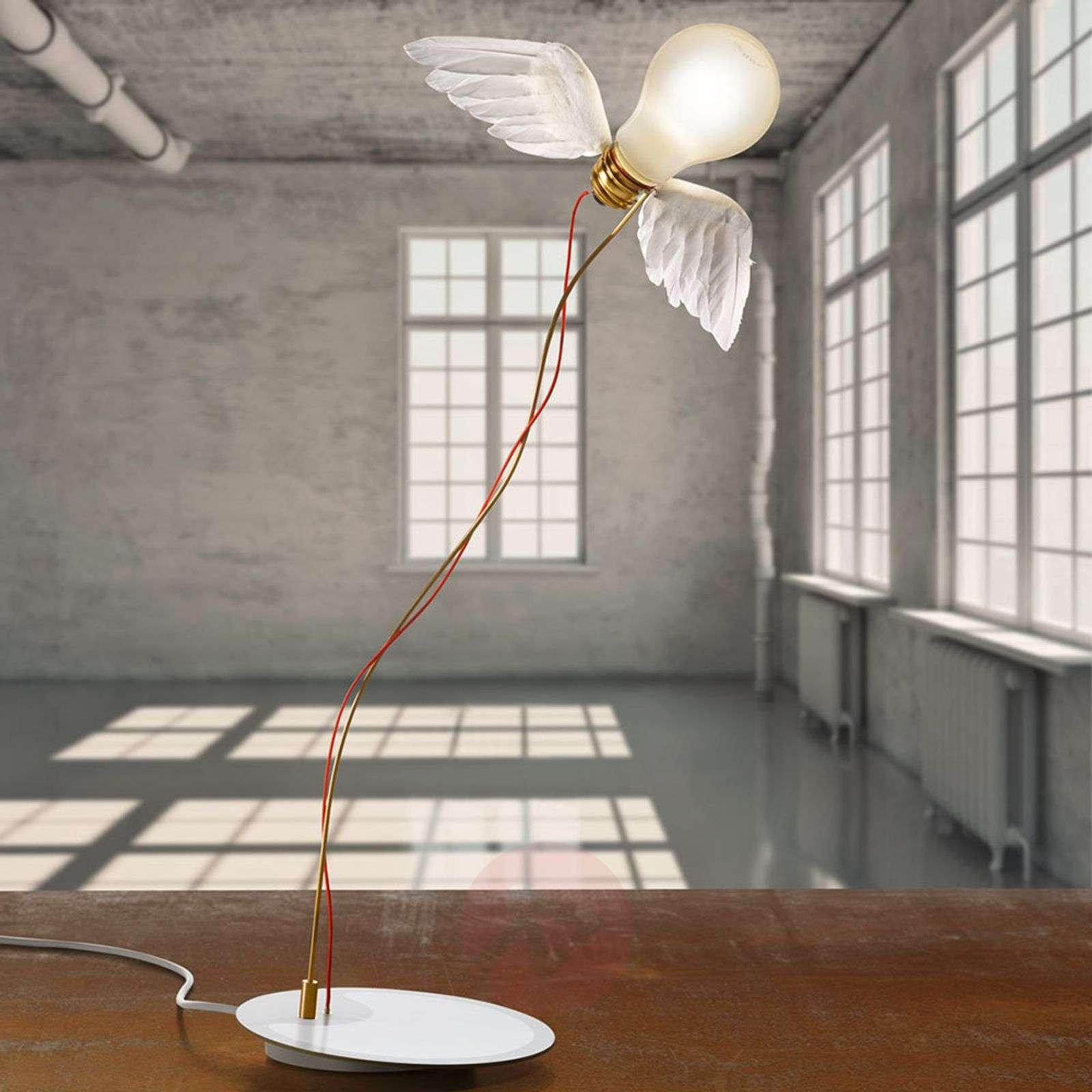 Ingo Maurer Lucellino LED pöytävalaisin-5026101-01
