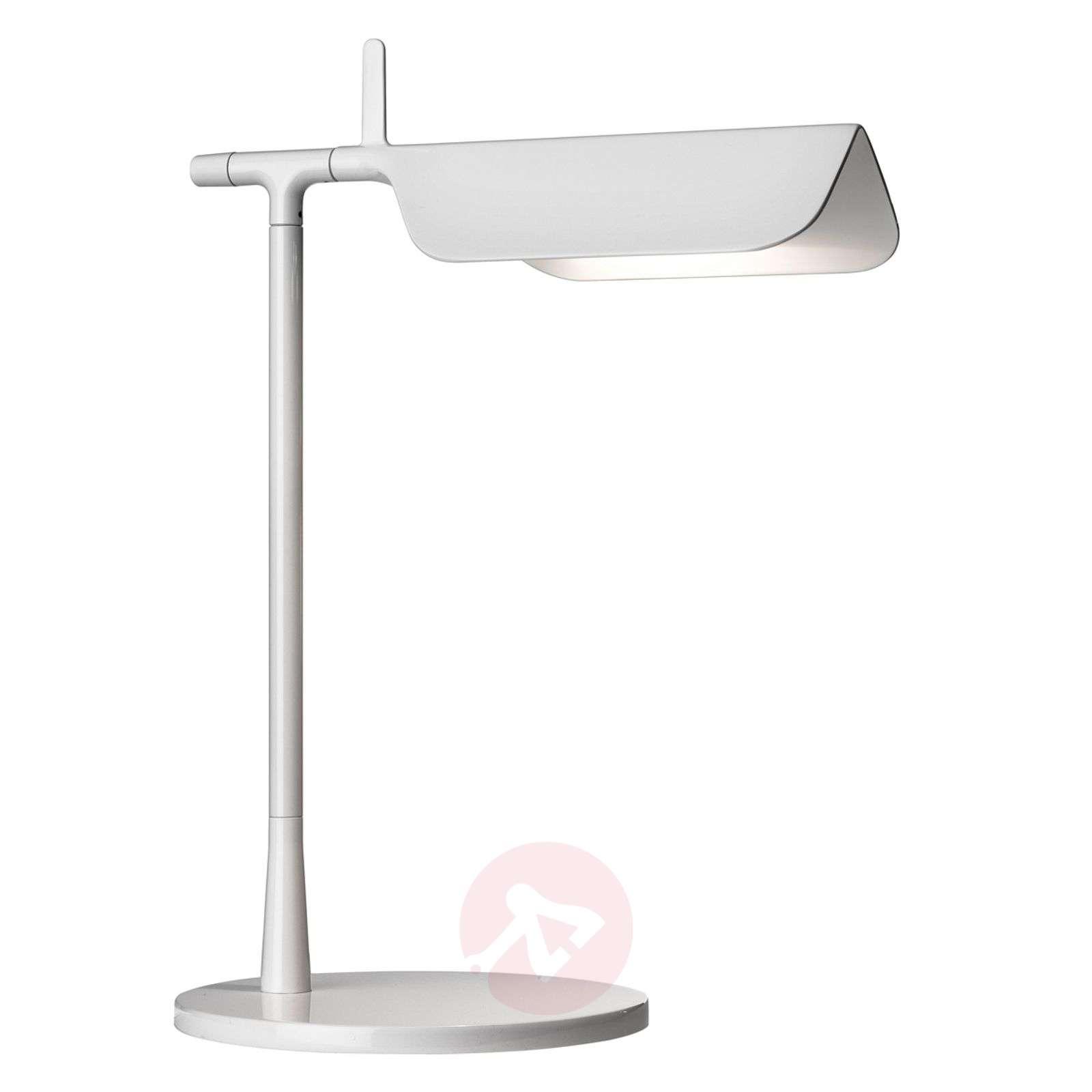 Innovatiivinen TAB T-LED-pöytävalaisin, valkoinen-3510060-02