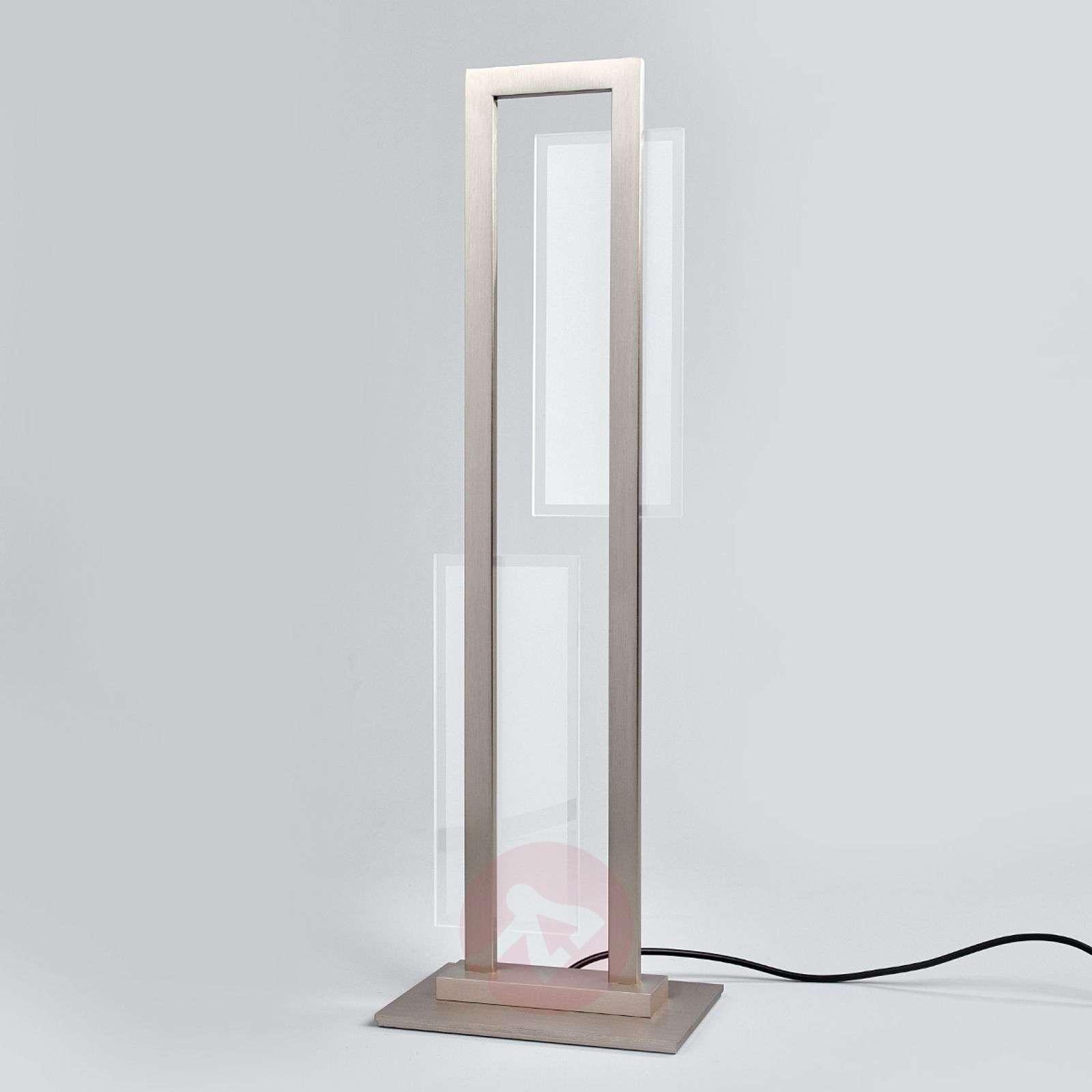 Integroitu himmennin LED-pöytävalaisin Nele-6722041-01