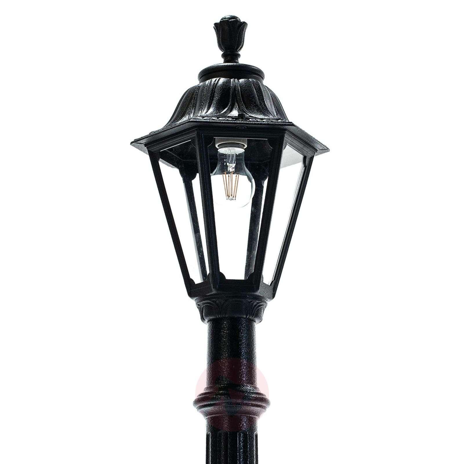 IP55 LED-pylväsvalaisin Artu Rut merivedenkestävä-3538068-01