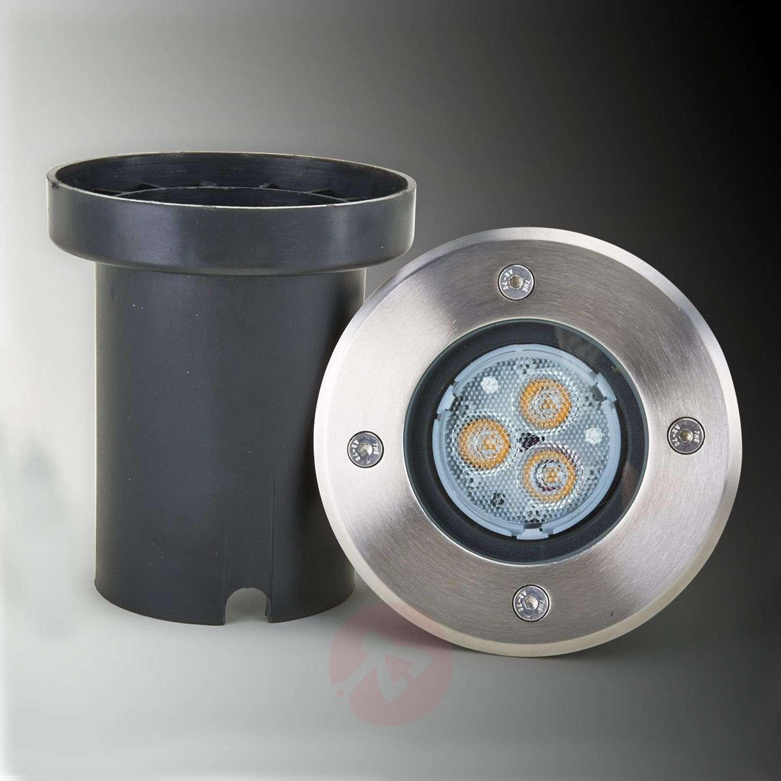IP67 LED-maavalaisin Ava, pyöreä-9616025-01