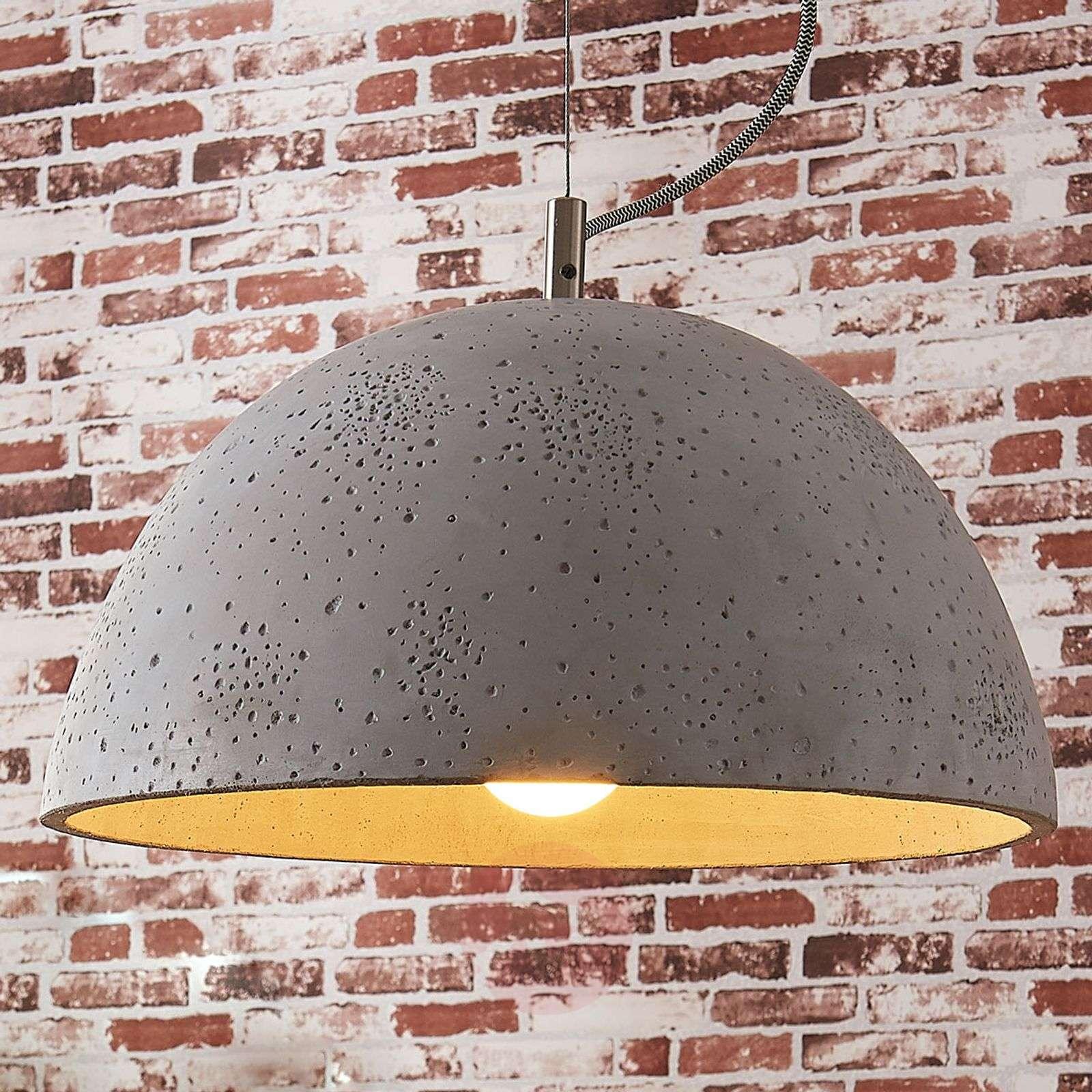 Jelin – riippuvalaisin betonivarjostimella-9621012-01