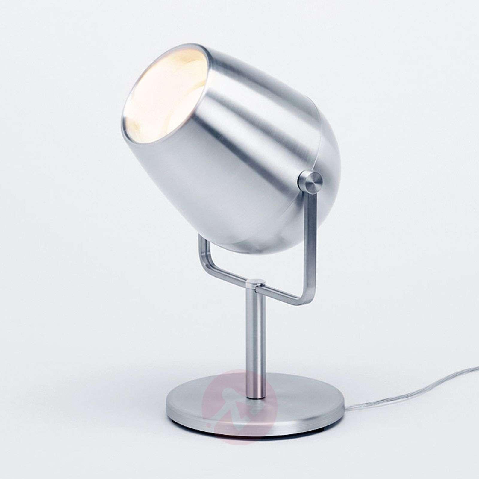 Joustava LED-design-pöytävalaisin Pan Am, himmenn.-8550028-01