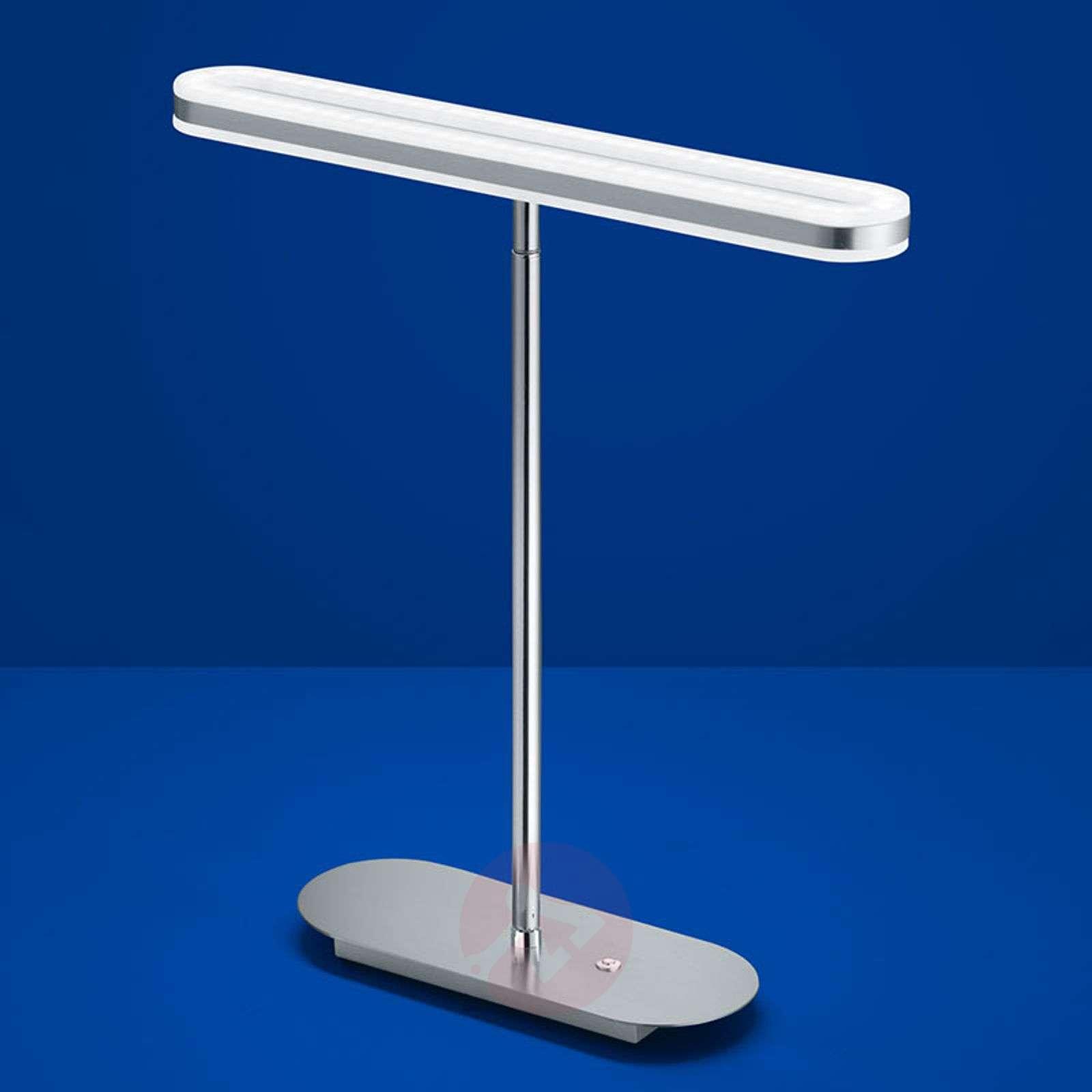 Joustava LED-pöytälamppu Ontario himmennystoim.-1554063-01