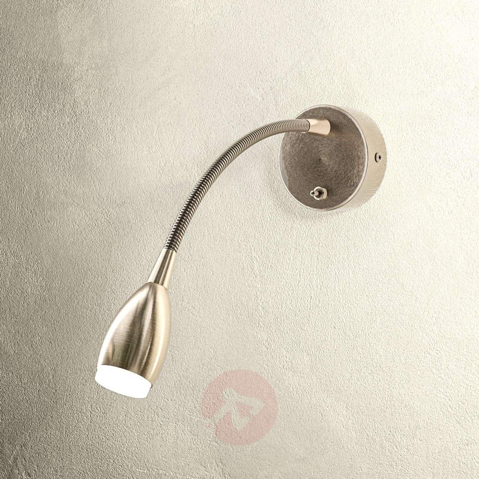 Joustava LED-seinävalaisin MARTA, vanhamessinki-1050010-01