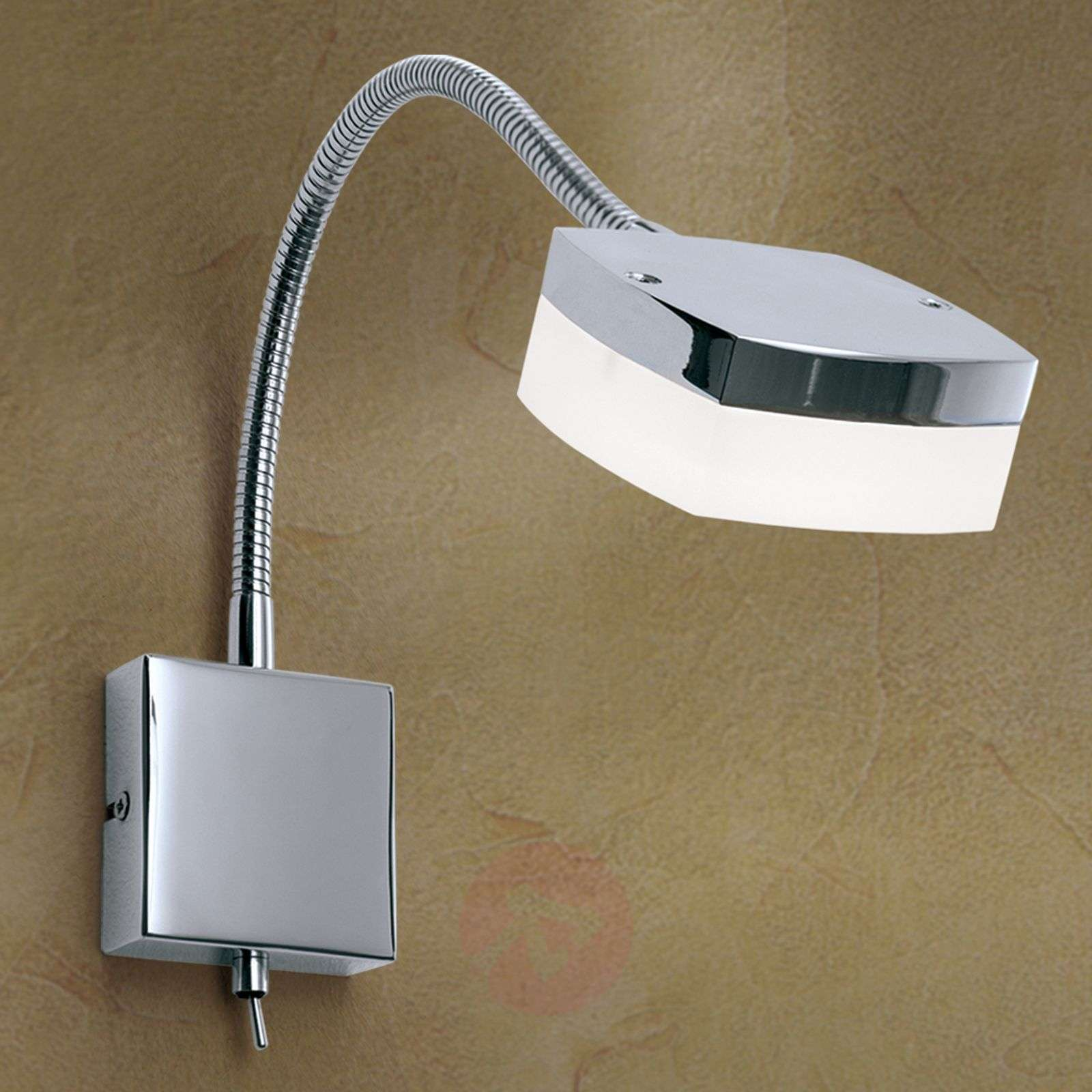 Joutsenkaulainen Narek-LED-seinävalaisin-7255130-01