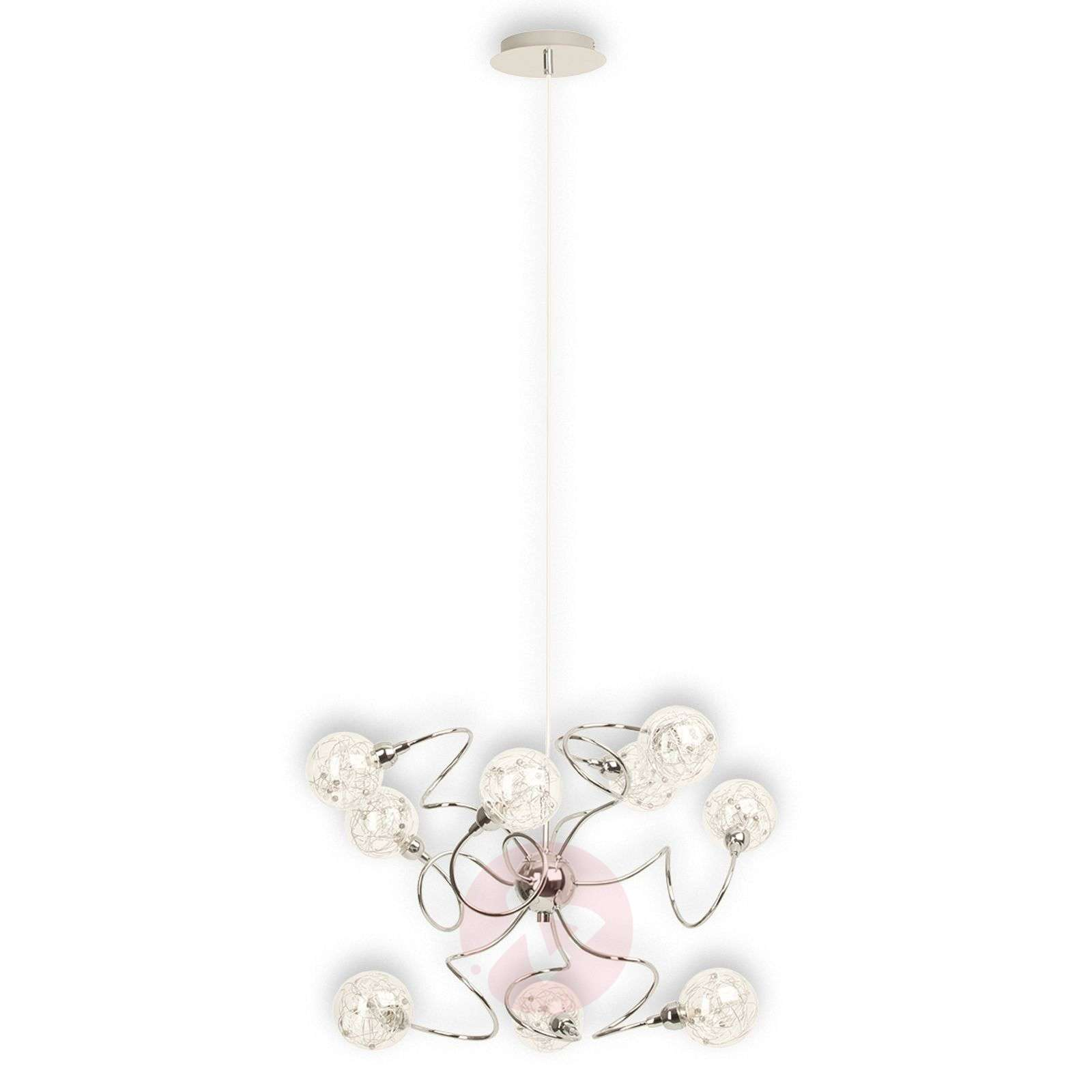 Joya – pirteä yhdeksän lampun riippuvalaisin-1509041-01
