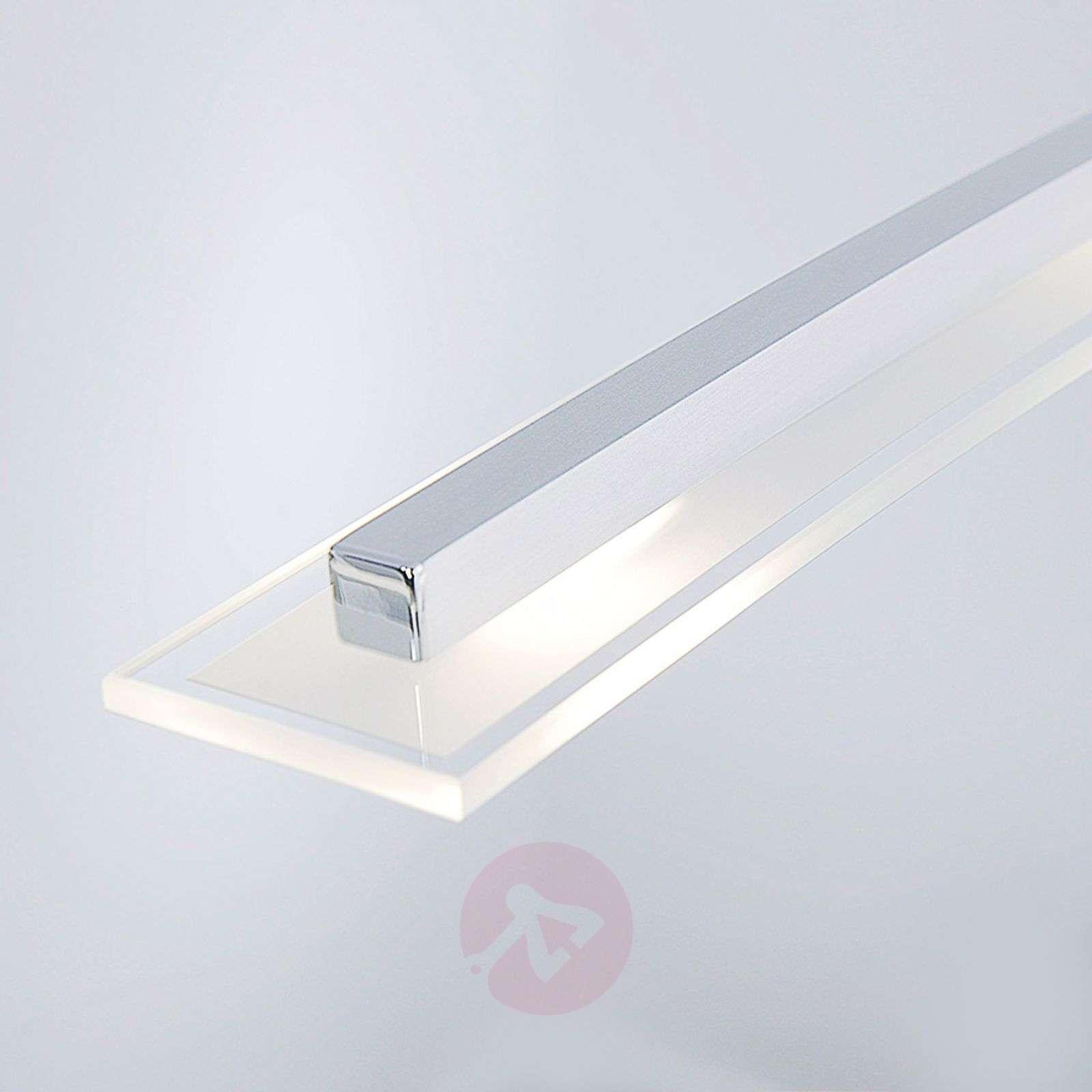 Juna LED-riippuvalaisin, 136 cm, korkeussäädettävä-6722184-01