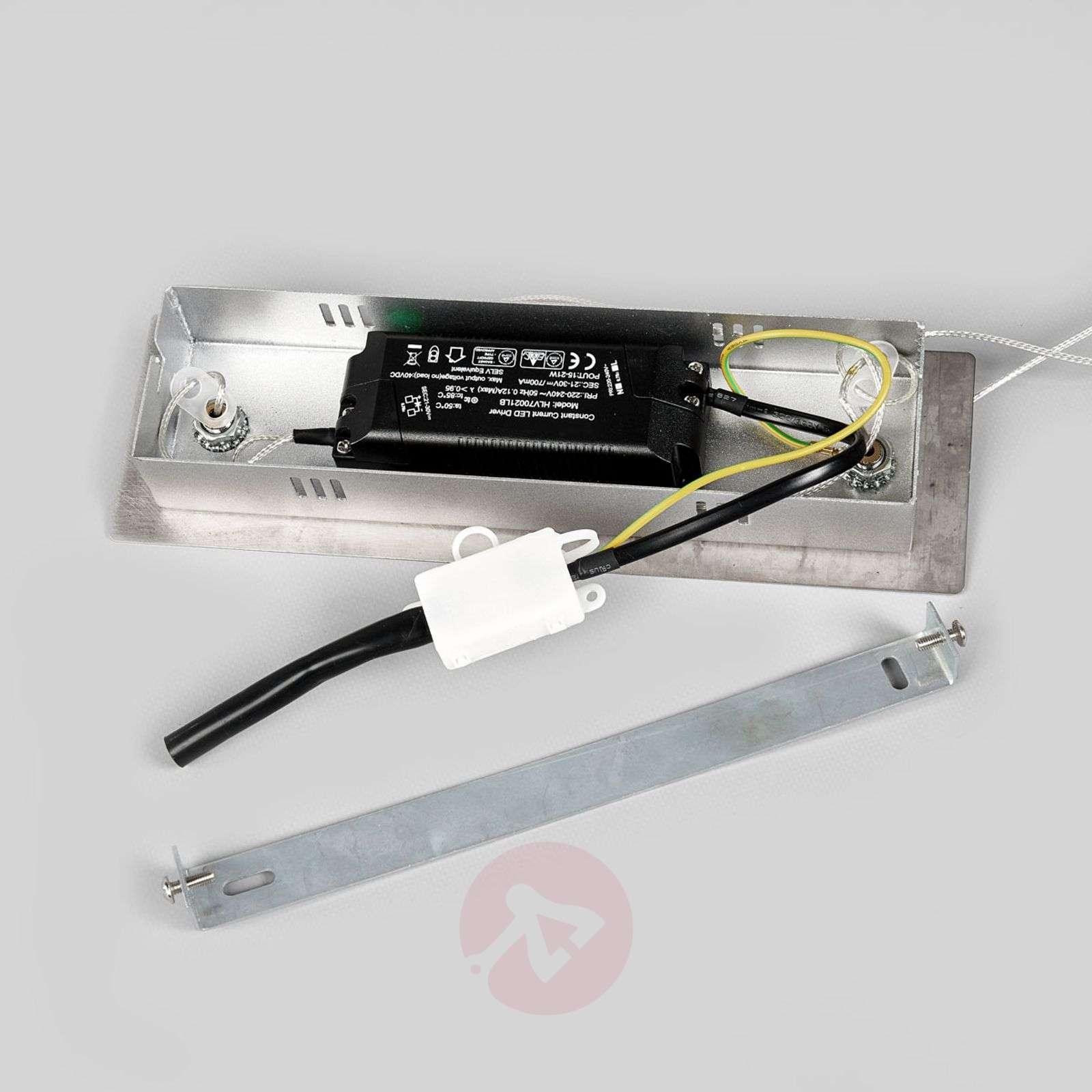 Kaareva LED-riippuvalaisin Lorian-9984008-01