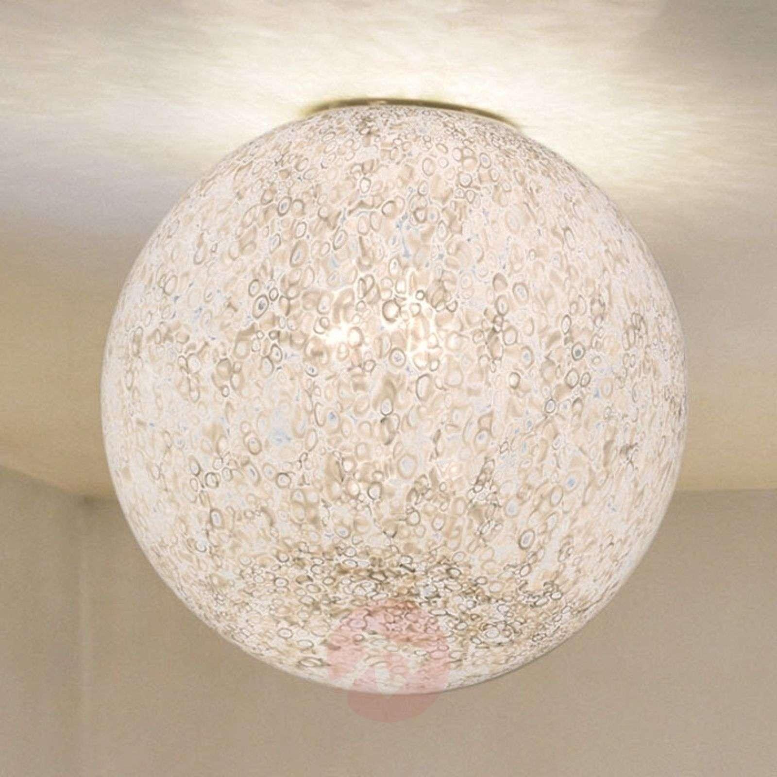 Käsin tehty lasinen RINA-kattovalaisin-9508055-01