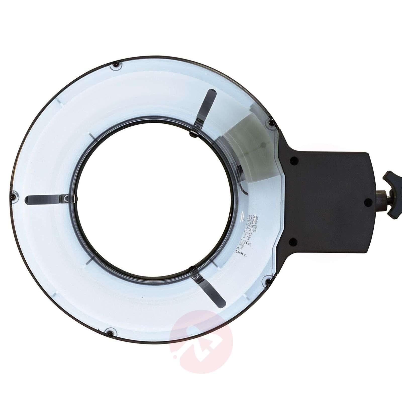 Kätevä VISO-suurennuslasivalaisin, musta-6509016-04