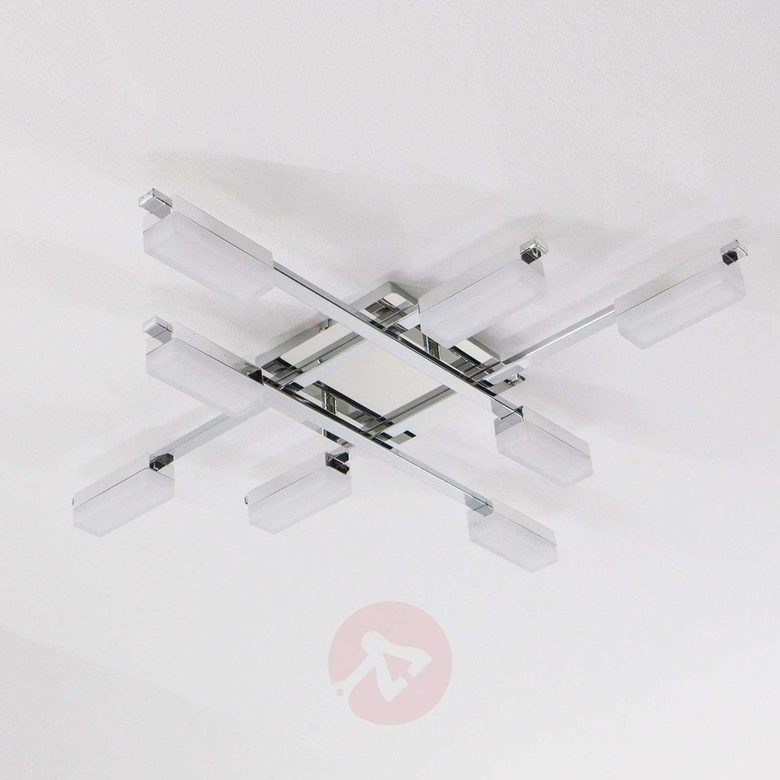 Kahdeksanosainen LED-kattovalaisin Lukretia-9981017-01