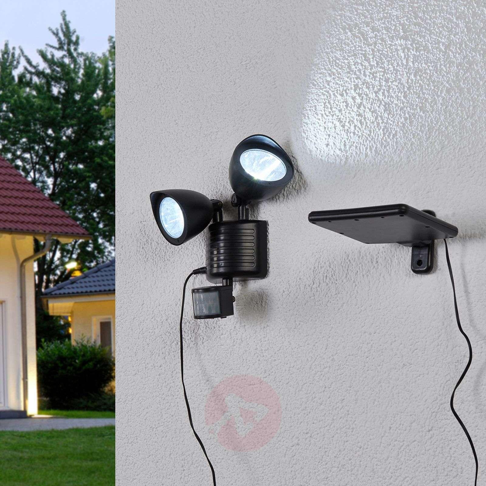 Kaksilamppuinen Tamar LED-aurinkovalaisin-4018072-03