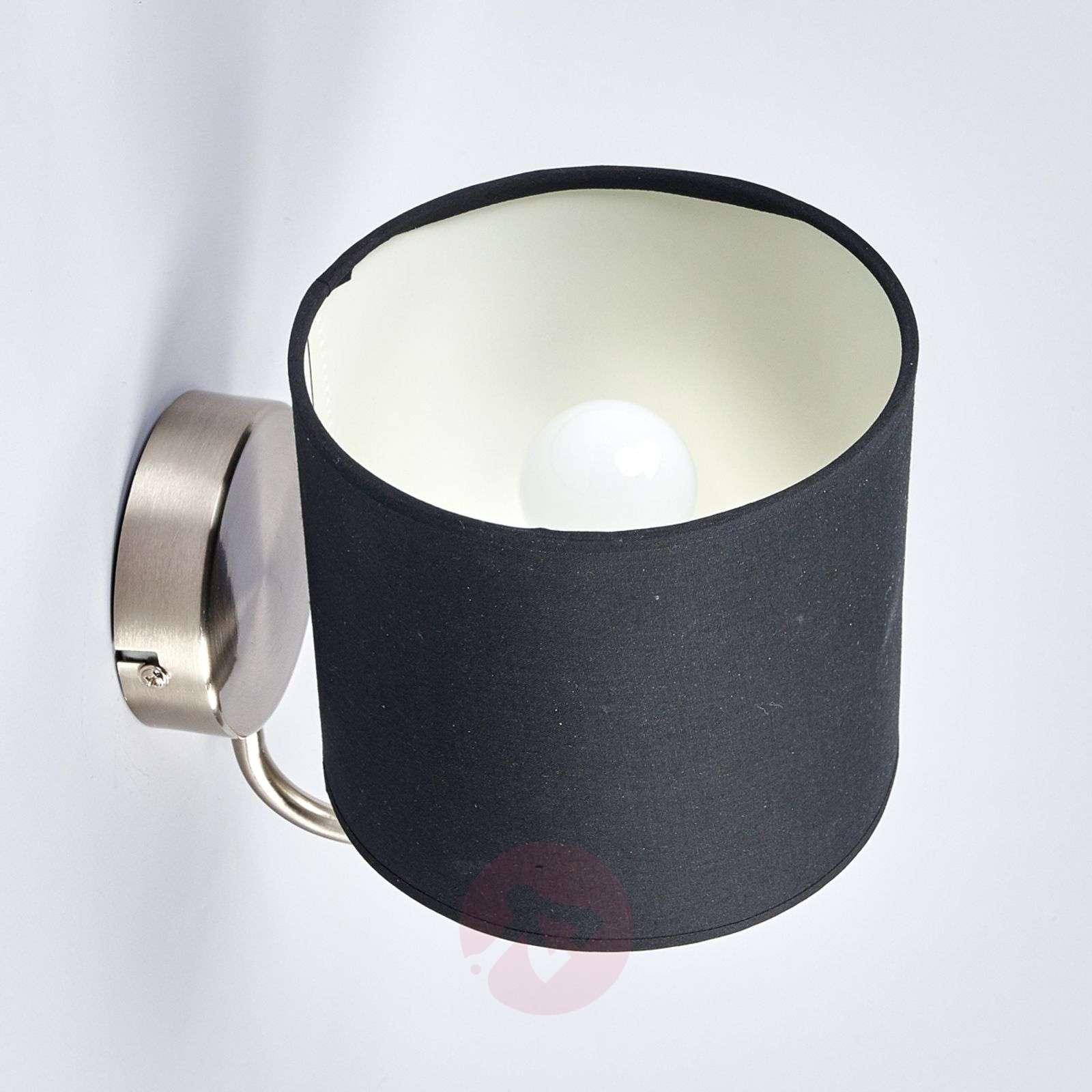 Kangasseinävalaisin Enna E14-LED-lampulla-9970092-01