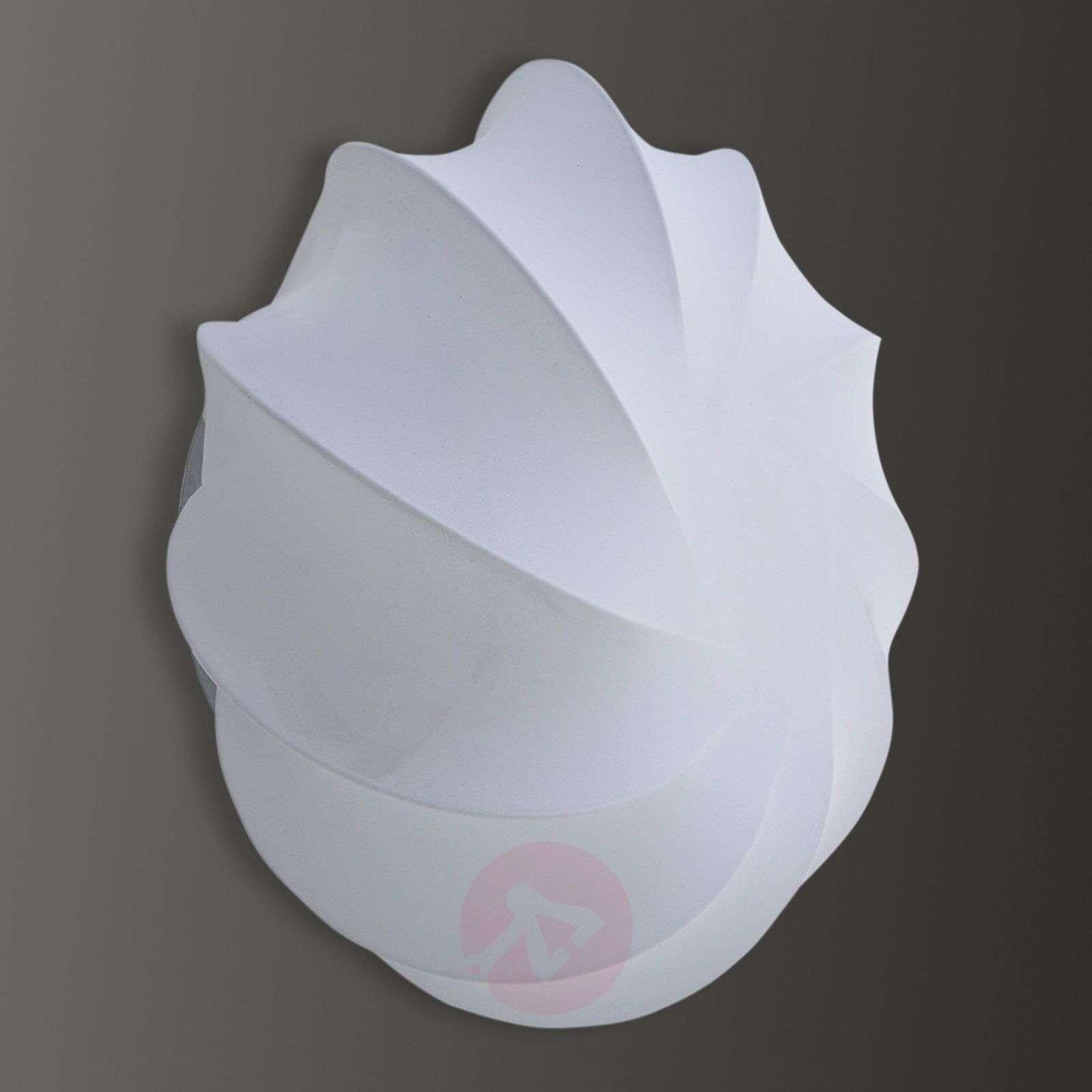Kankainen Glo-kattovalaisin 60 cm, valkoinen-1069003-01