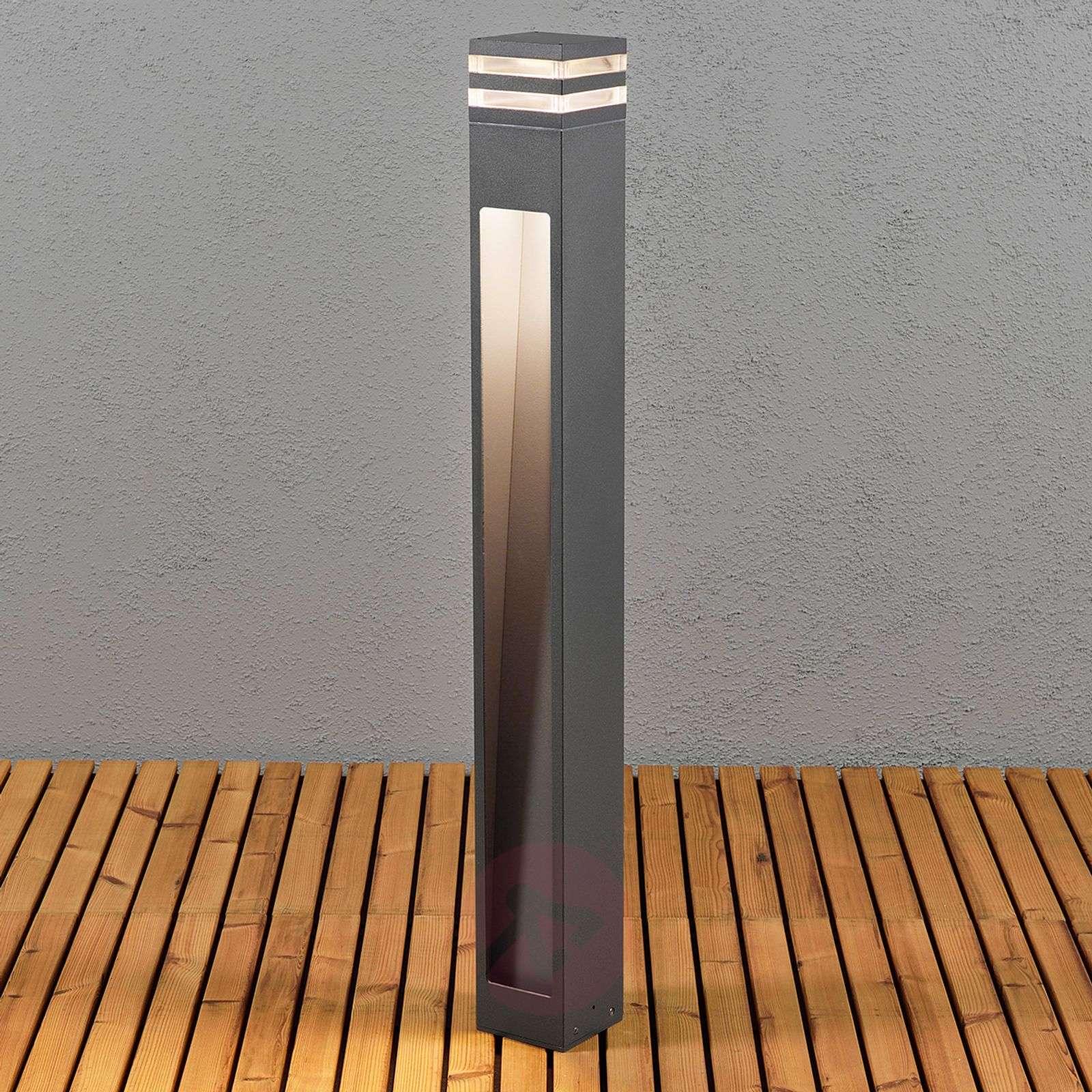 Kapea LED-pylväsvalaisin Massa-5522476-01