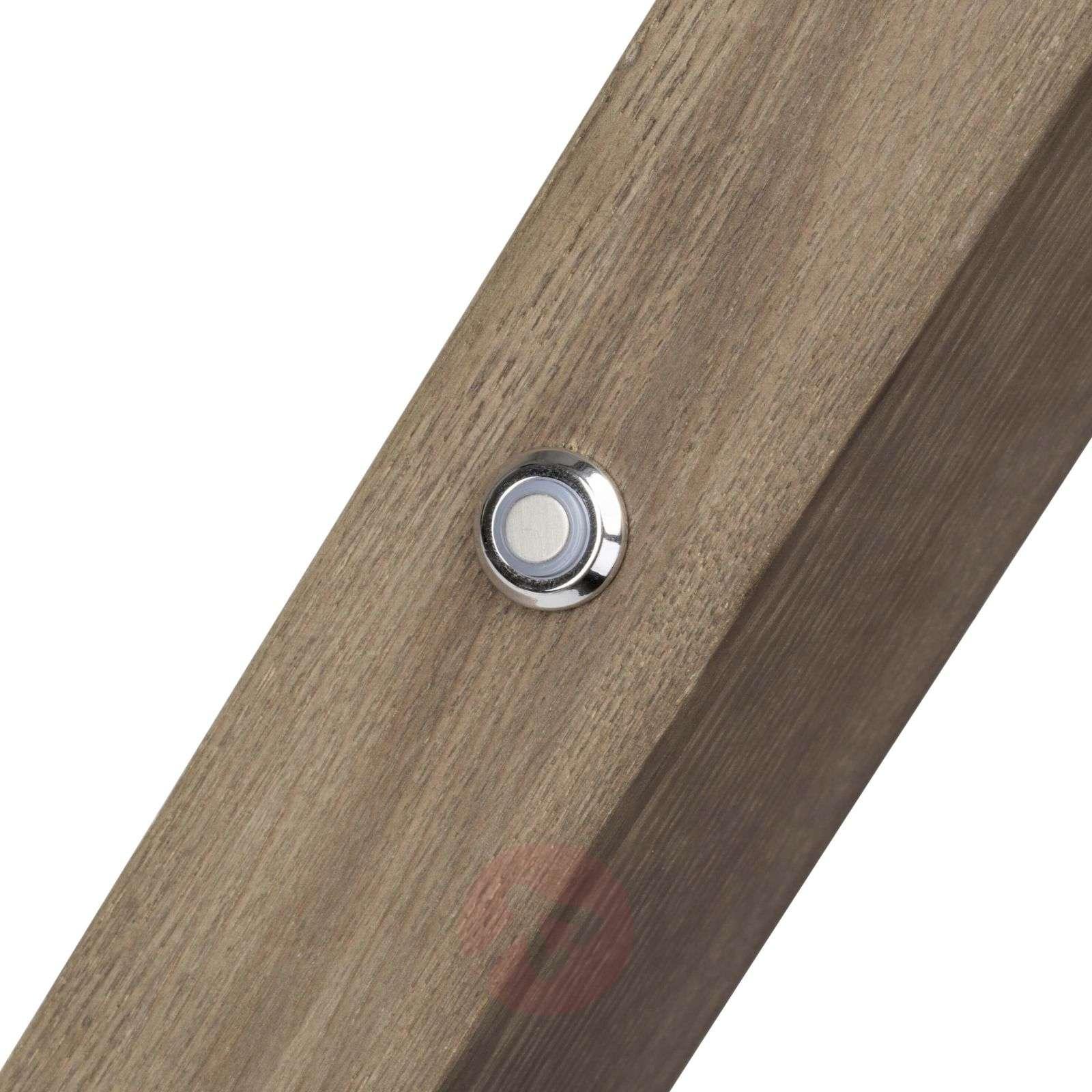 Kapea puulattiavalaisin Unique LED-lampuilla-1509392-01