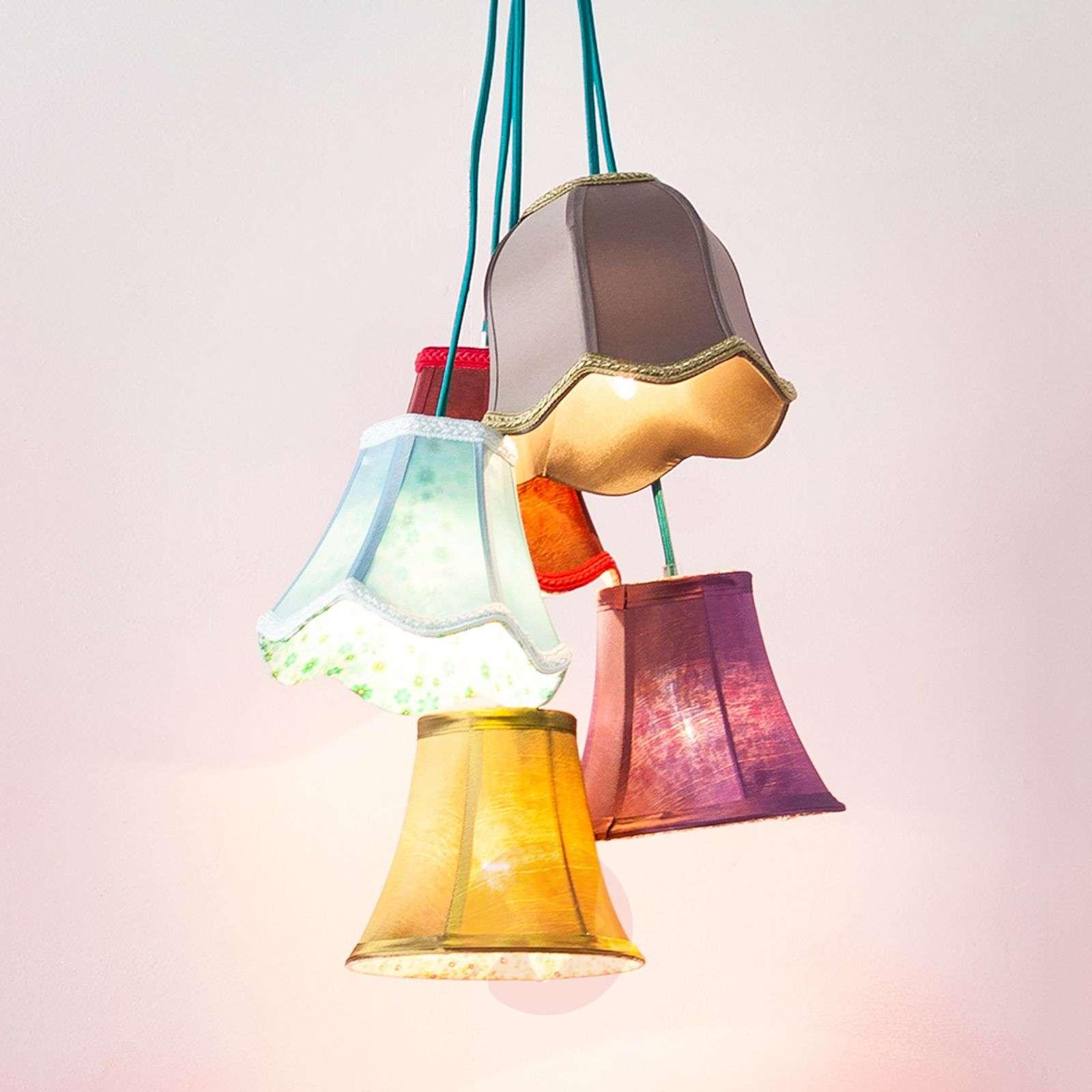 KARE Saloon Flowers 5 design-riippuvalaisin-5517305-01
