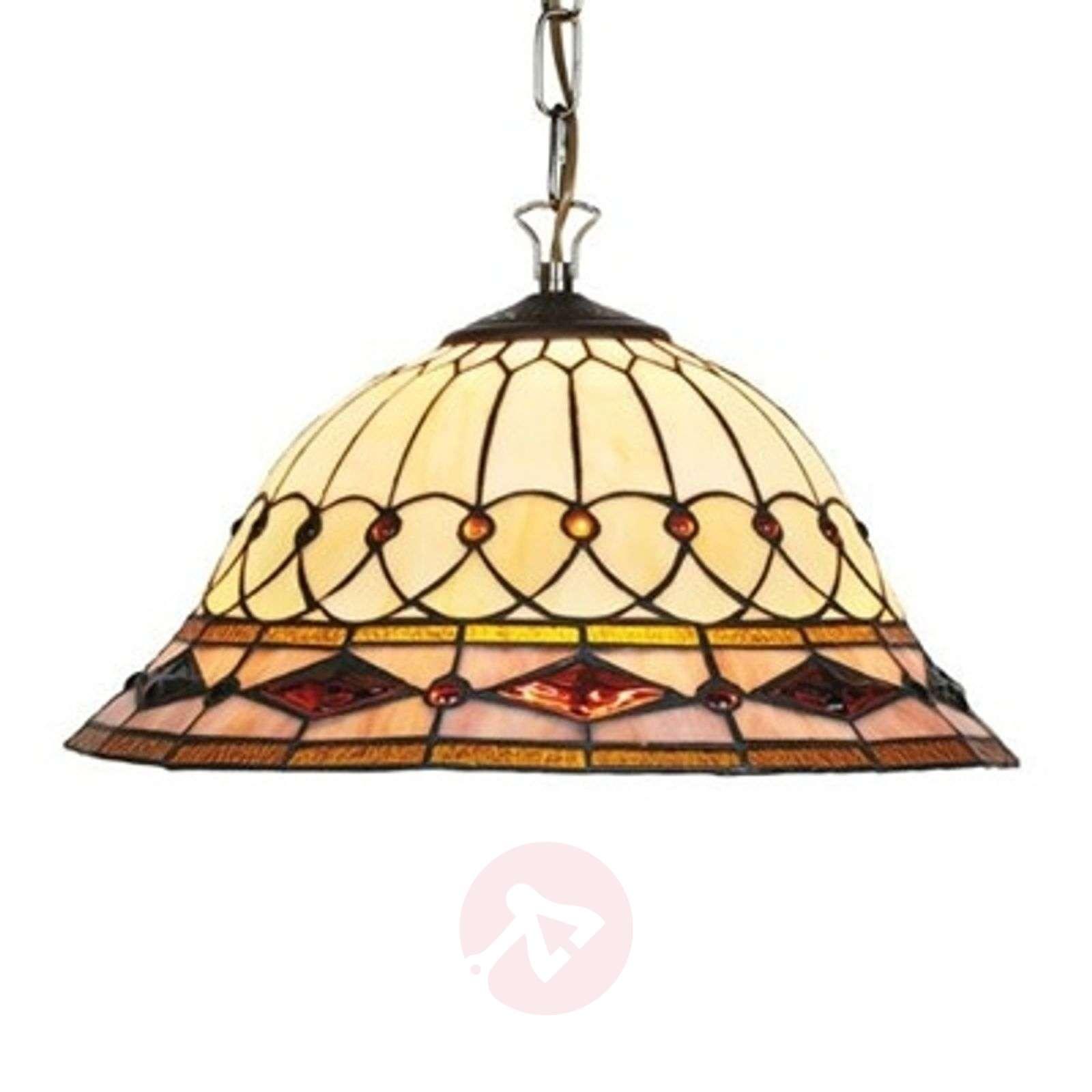 Kassandra-riippuvalaisin, 1-lamppuinen-1032112-01