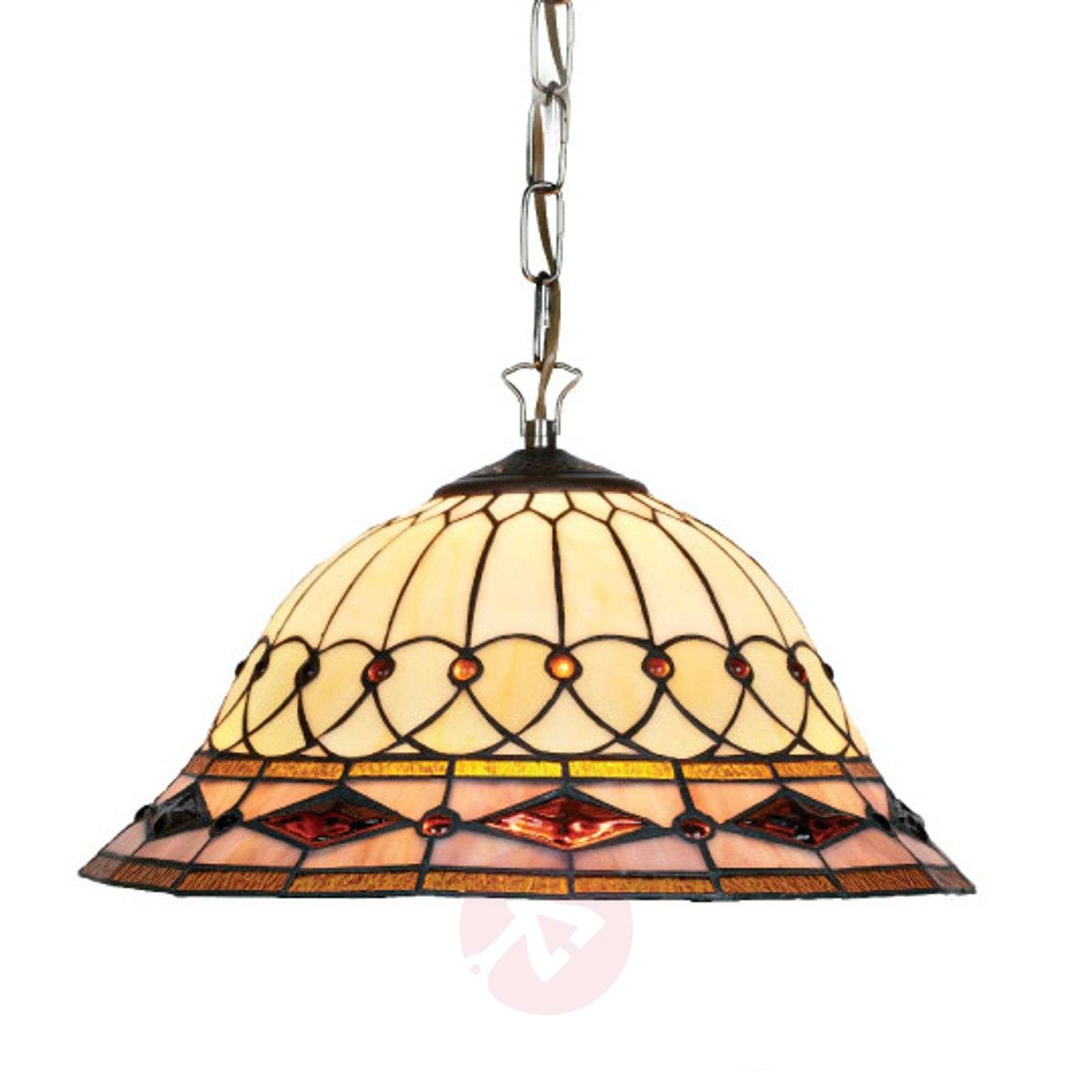 Kassandra-riippuvalaisin, 2-lamppuinen-1032113-01