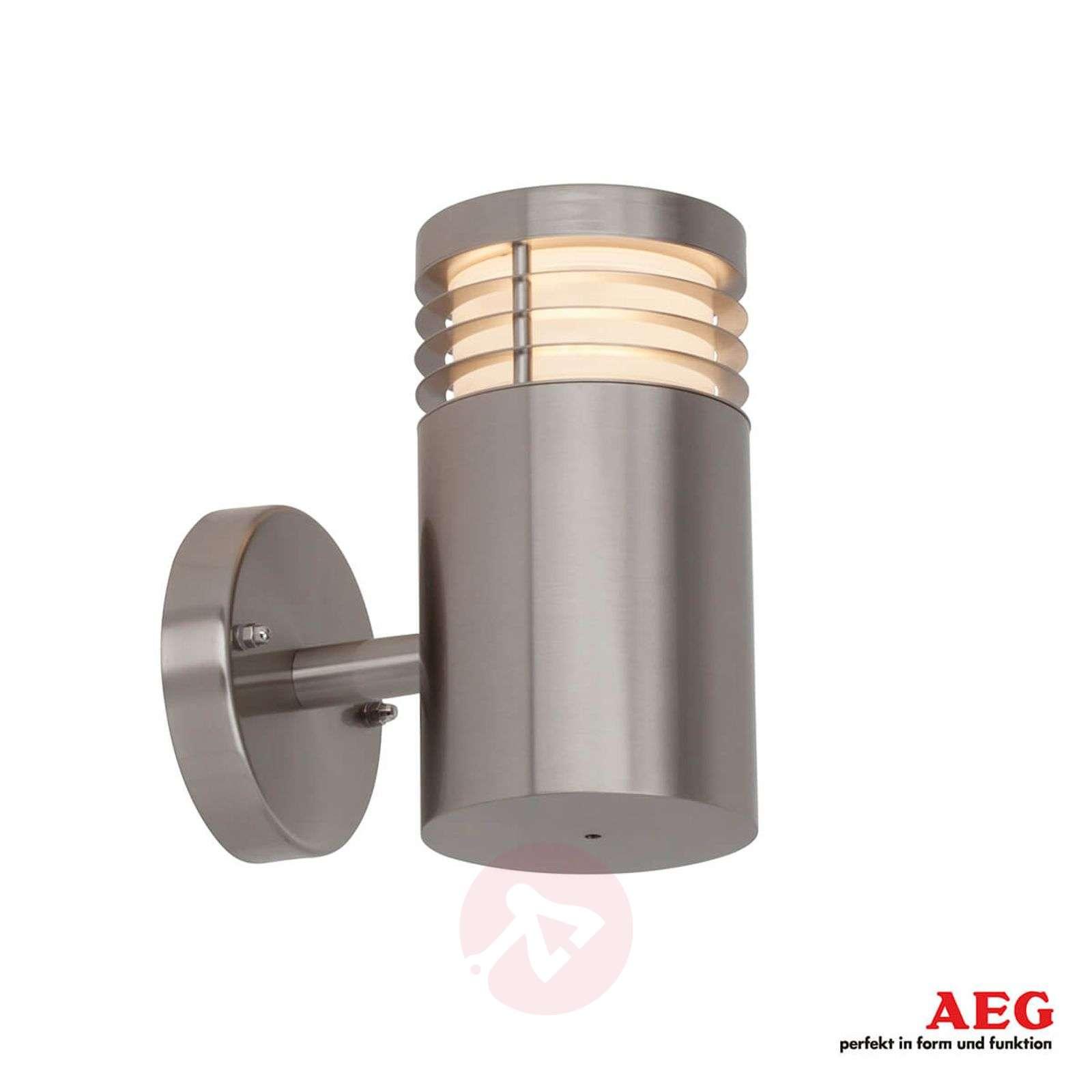 Kastra – LED-ulkoseinävalaisin, ruostumaton teräs-3057129-01