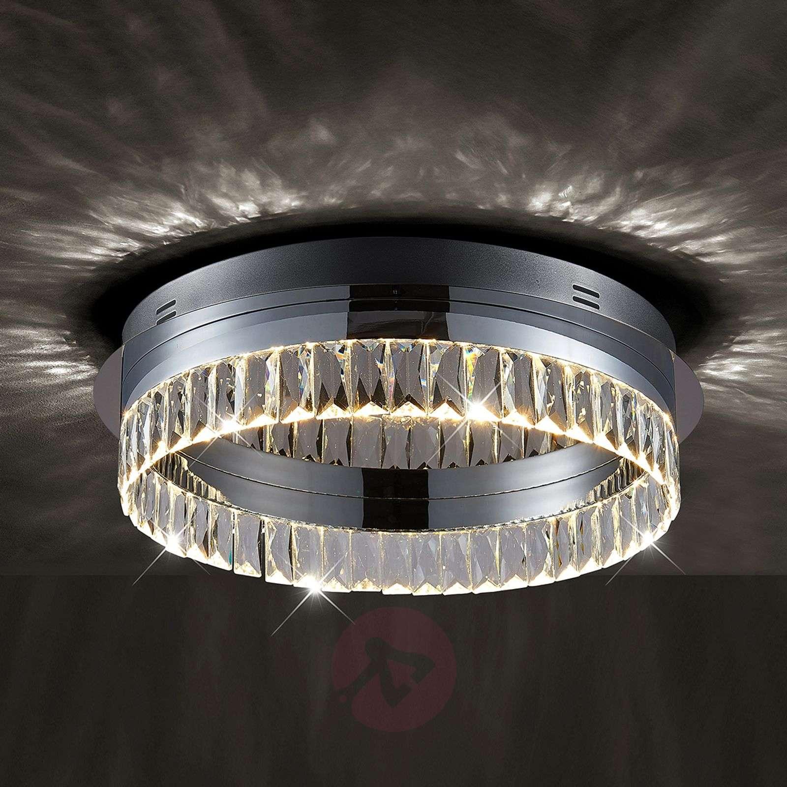 Katkaisijalla himmennettävä LED-kattolamppu Carmi-9621943-01