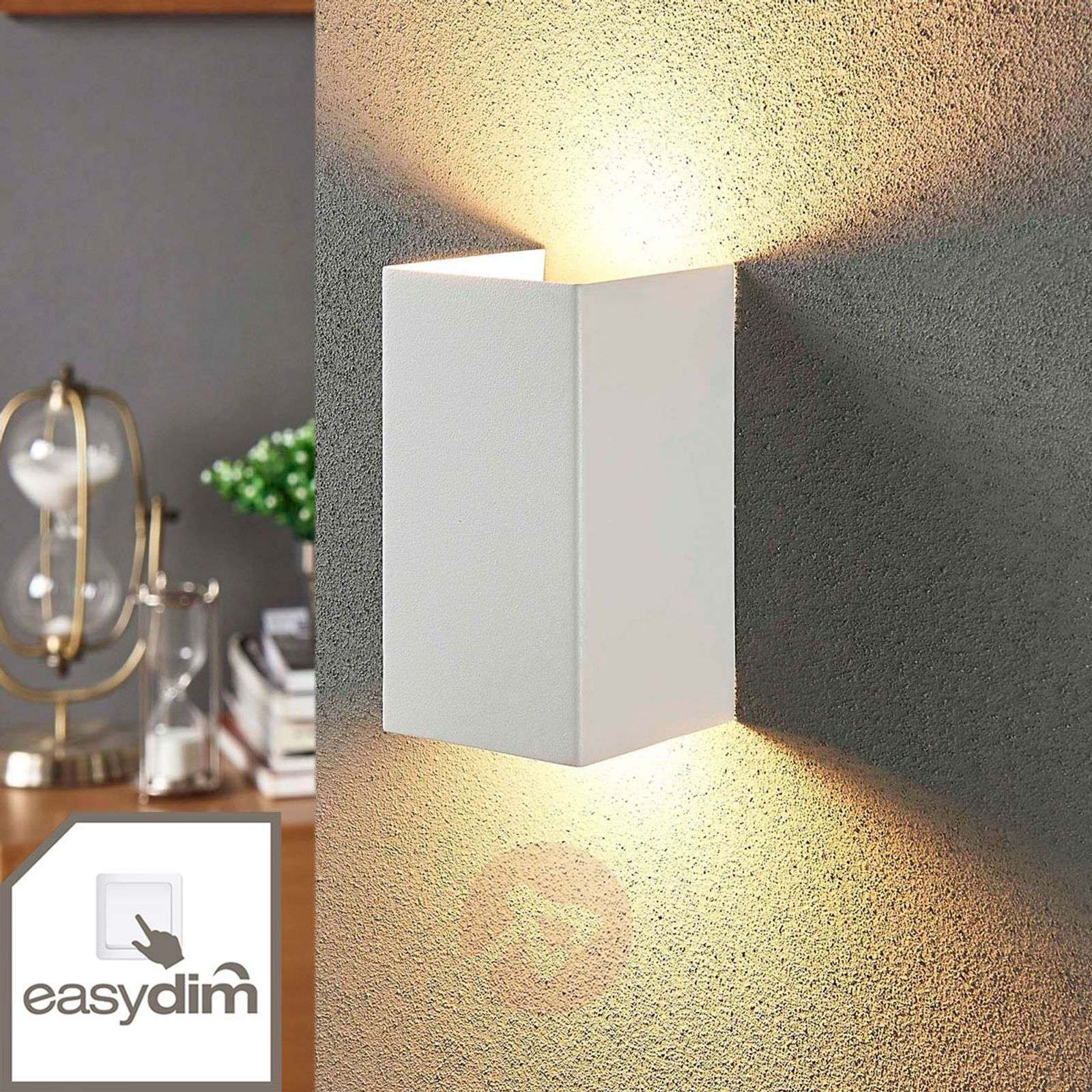 Katkaisinhimmennettävä LED-seinävalaisin Jaymie-9621283-02