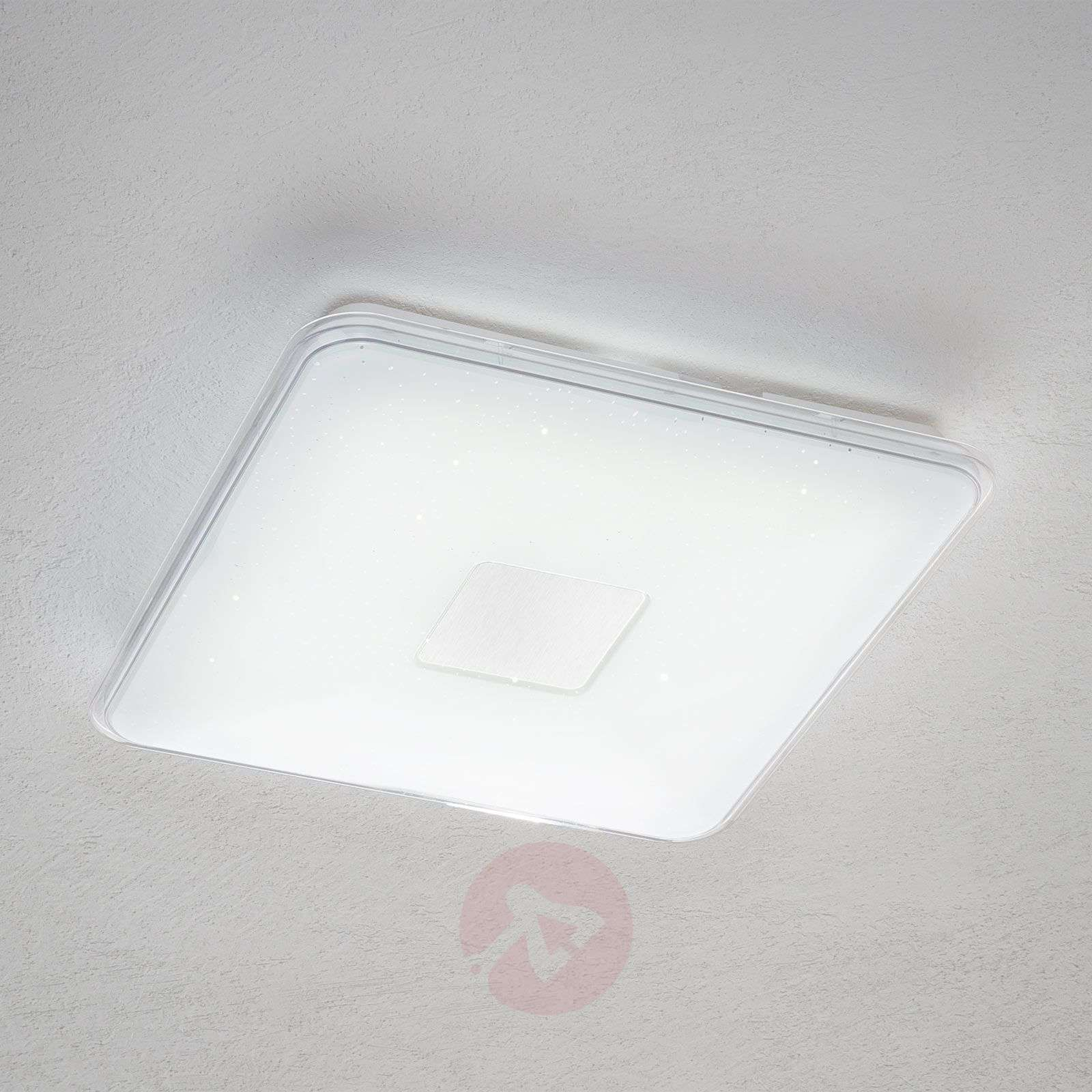 Kauko-ohjattava kulmikas LED-kattovalaisin Samurai-9005252-01