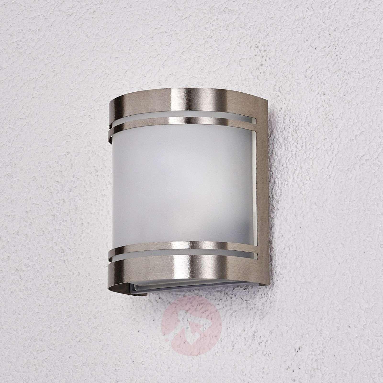 Kauniisti muotoiltu Lenea-seinävalaisin, rosteria-9960043-01