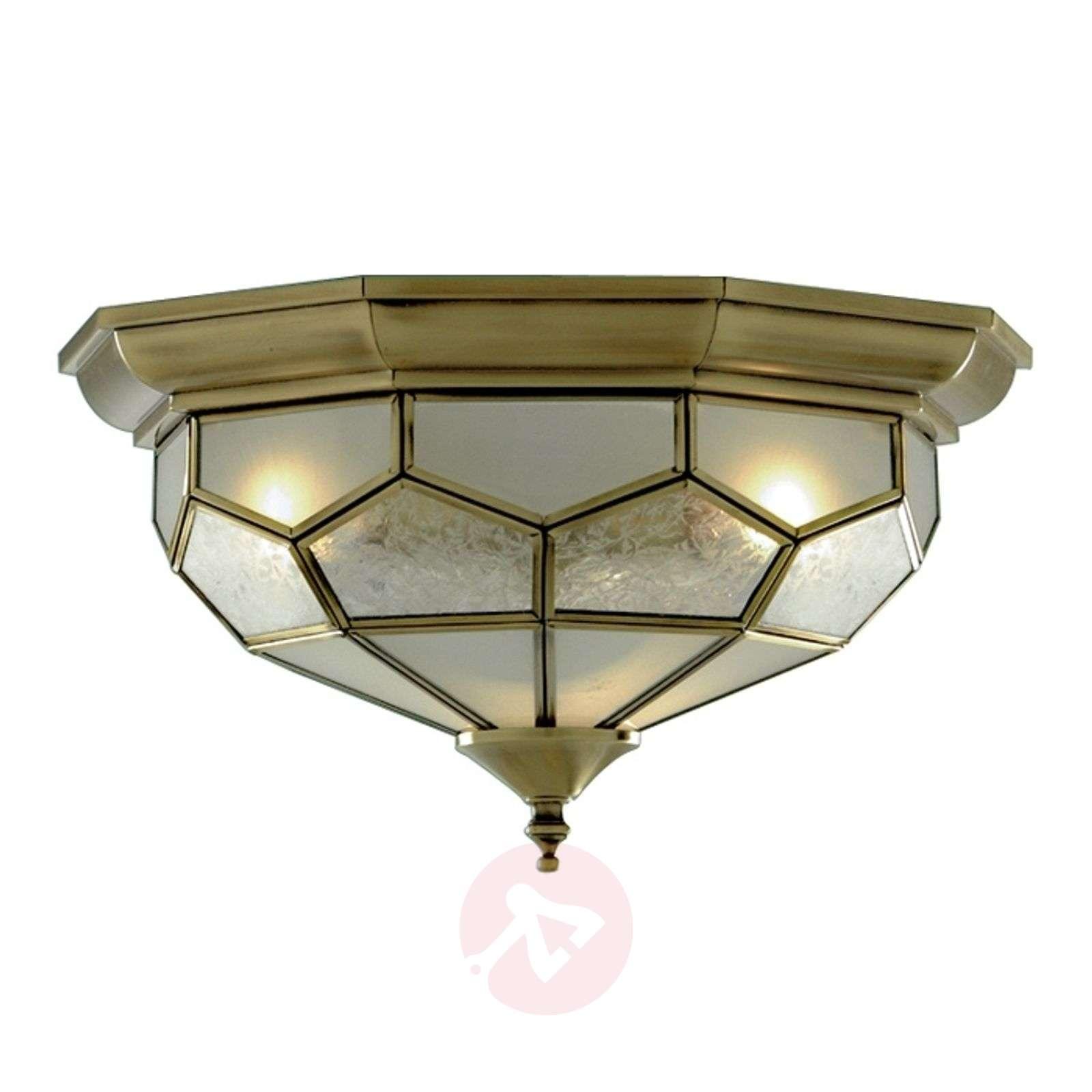 Kaunis FRIDA-kattovalaisin lasiruuduilla-8570200-01