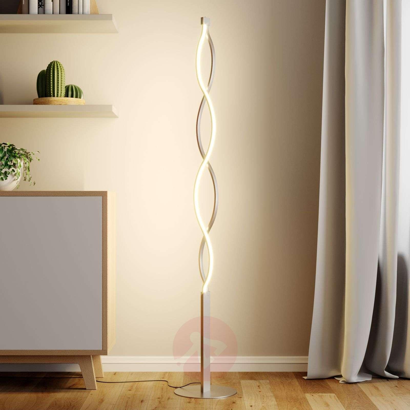 Kaunis LED-lattiavalaisin Auron