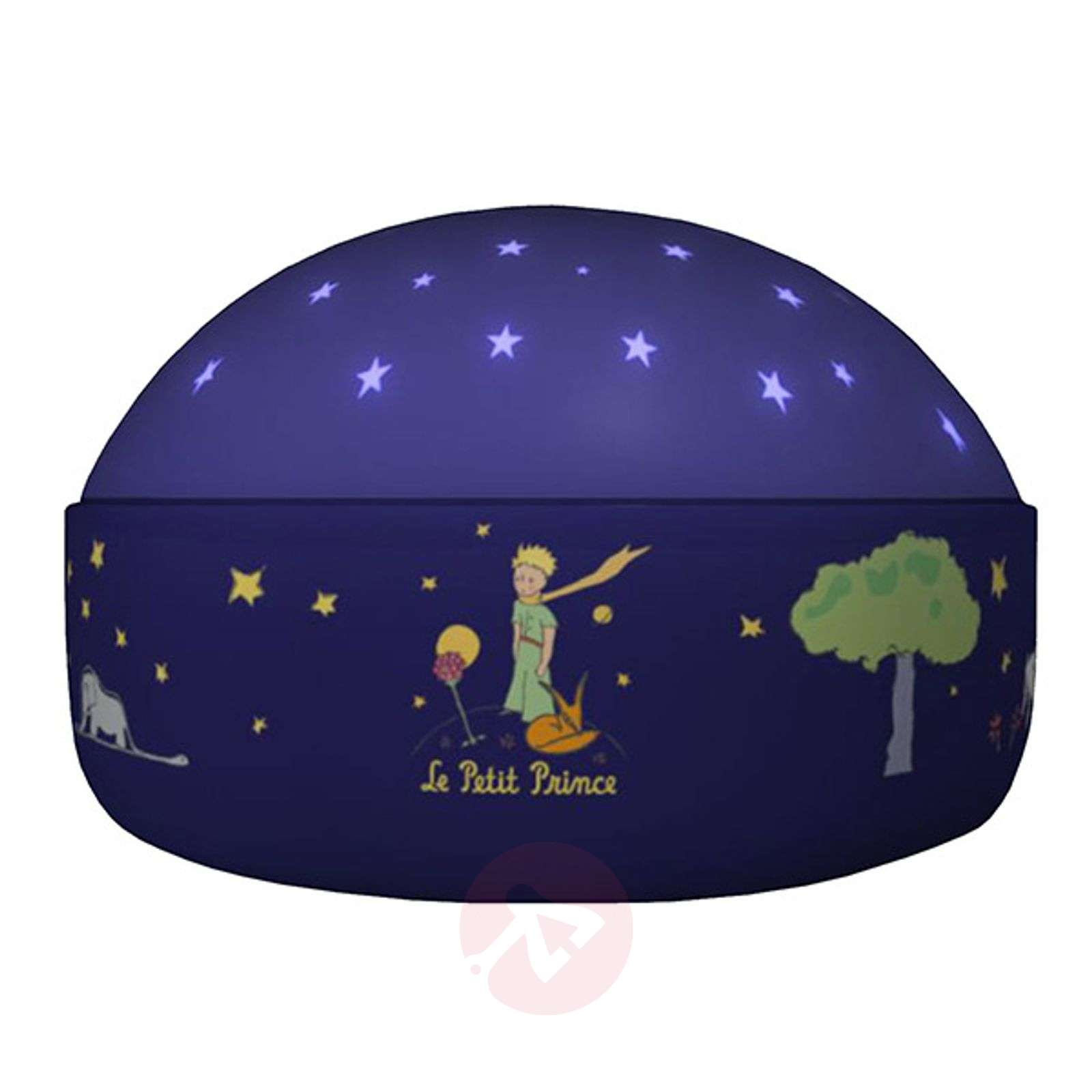 Kaunis LED-ylövalo Pikku Prinssi-5400232-01