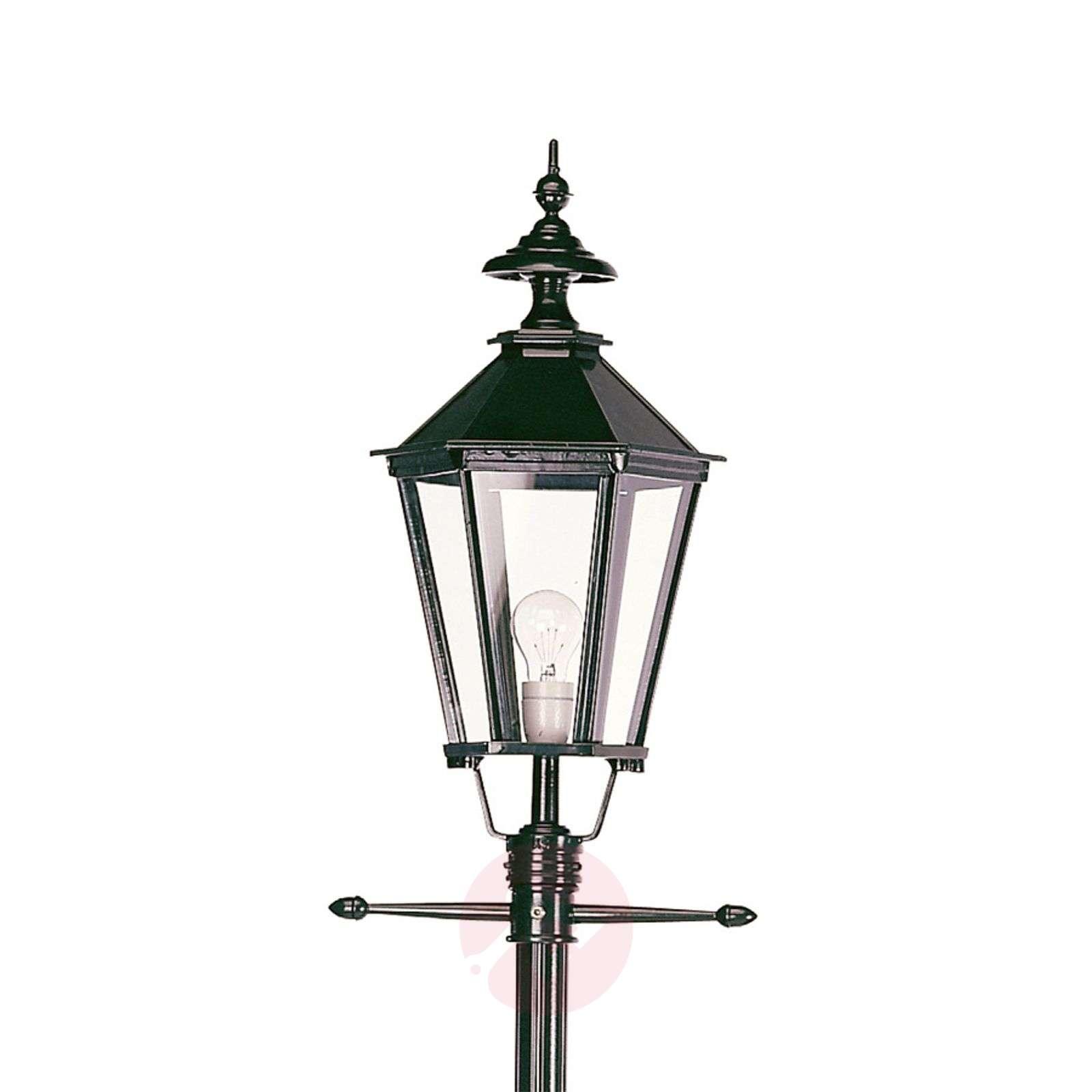 Kaunis Manchester-lyhtypylväs 1-lamppuinen-5515003X-03