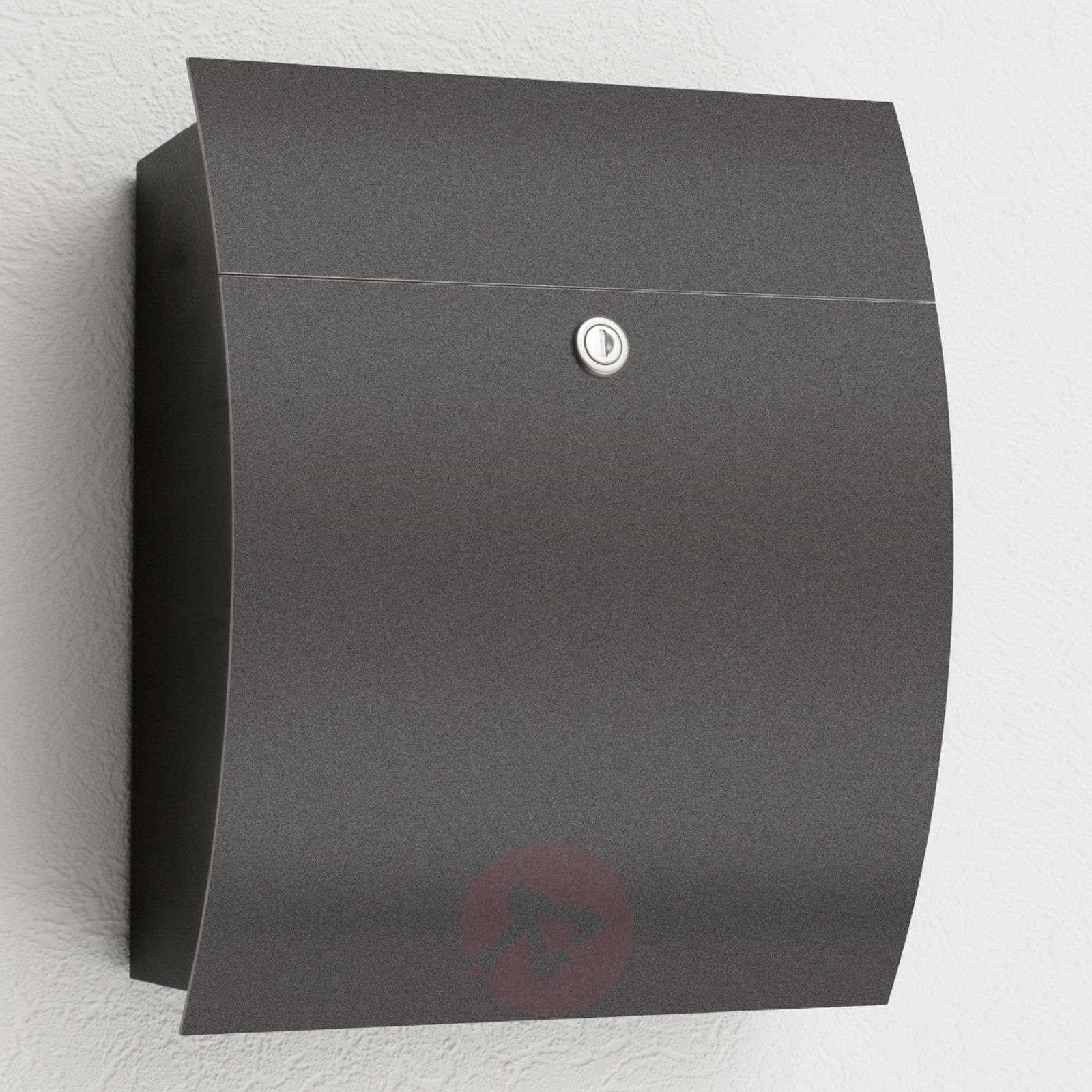 Kaunis Nila-postilaatikko, antrasiitti-2011110-01
