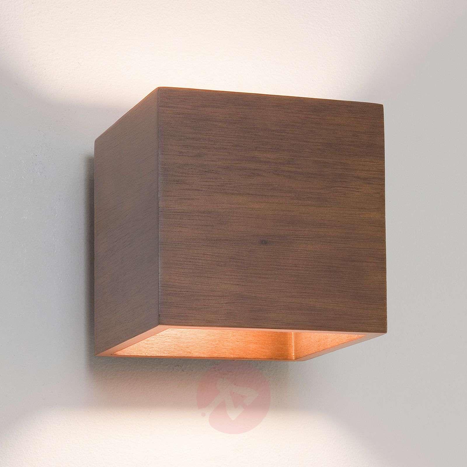 Kaunis puinen CREMONA-seinävalaisin-1020241-03