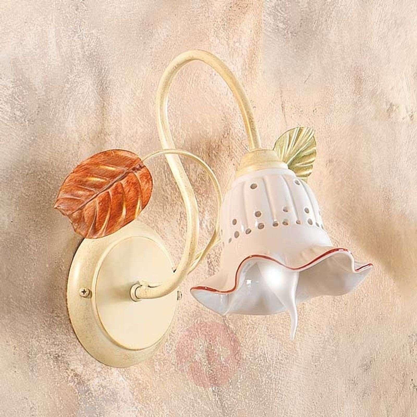 Kaunis seinävalaisin Flora firenzeläiseen tyyliin-2013074-01