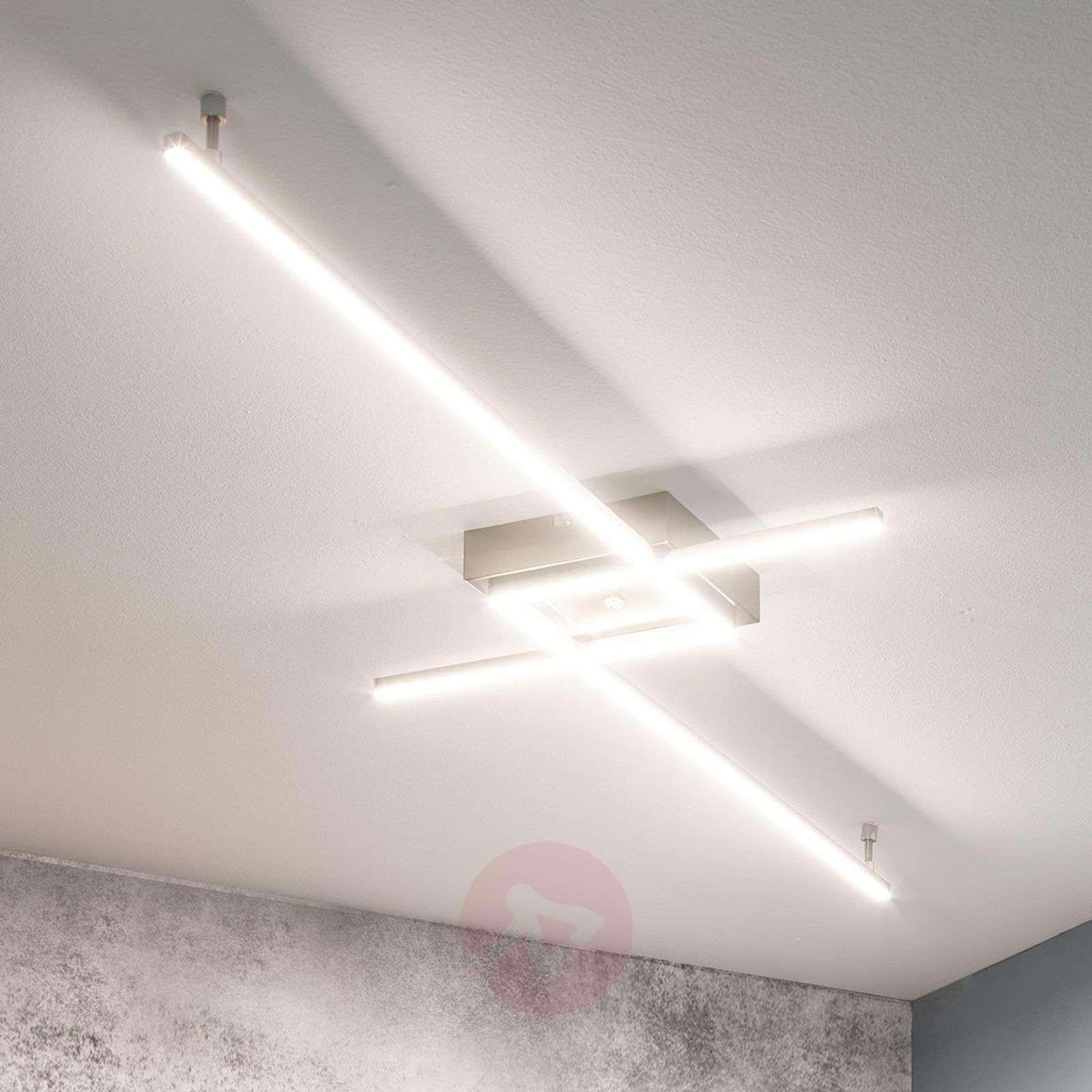 Keki LED-kattovalaisin kaukosäätimellä-7620043-04