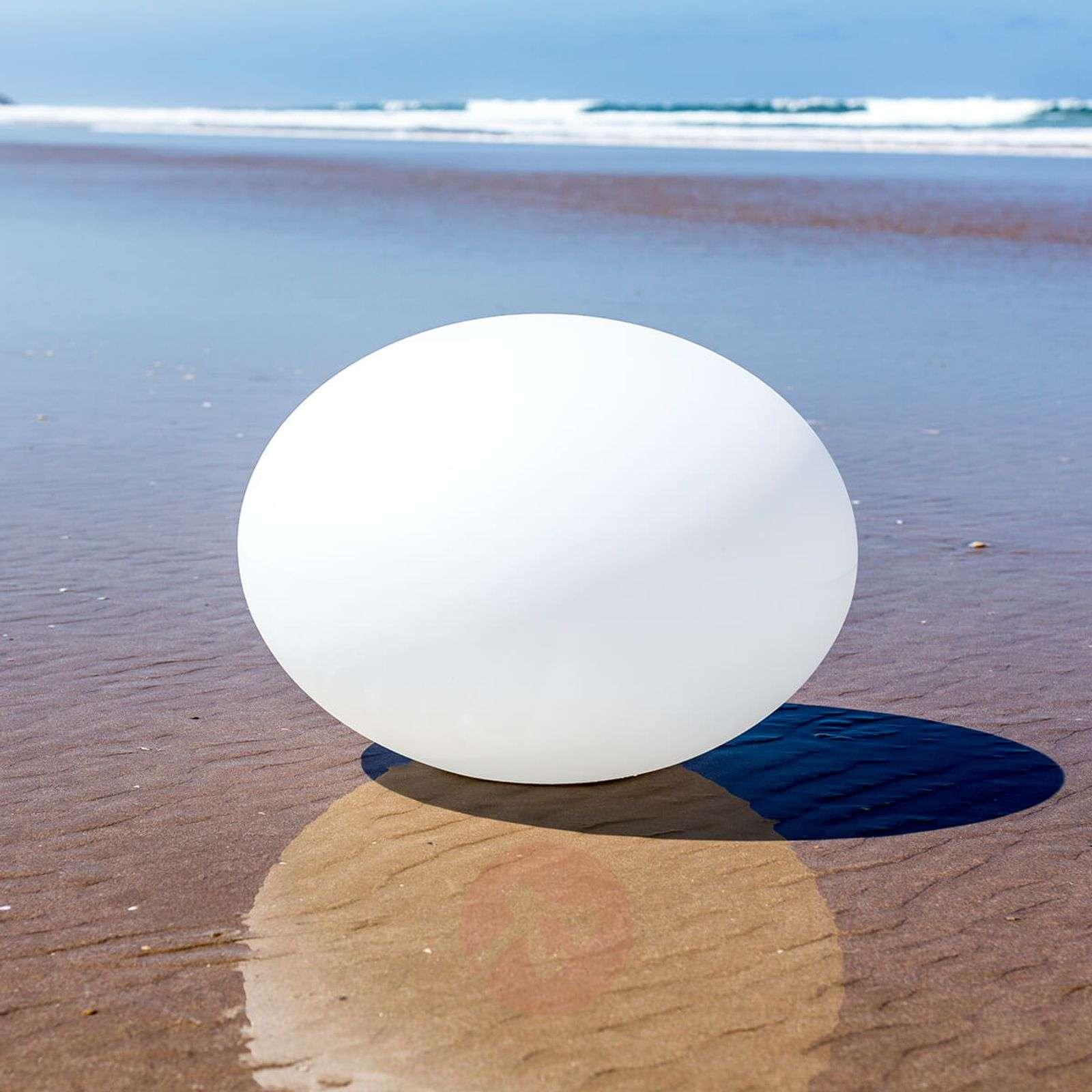 Kelluva LED-koristevalaisin Flatball L-8590013-01