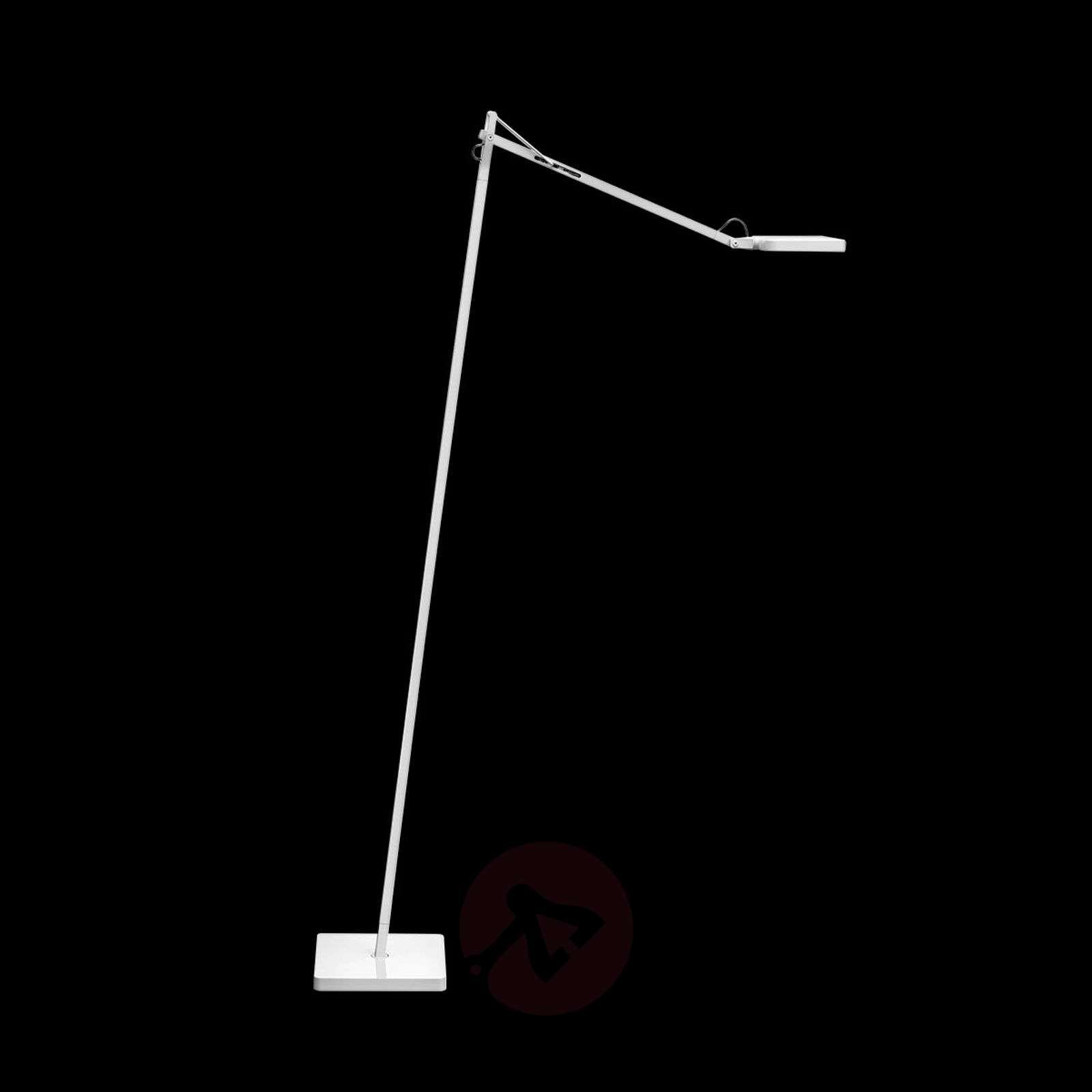KELVIN LED design-lattiavalaisin, valkoinen-3510049-06