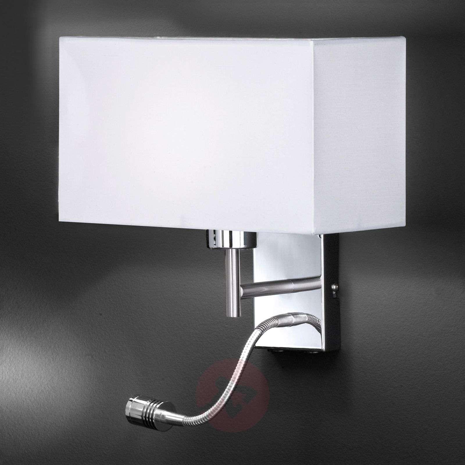 Kempten-seinävalaisin LED-lukuvarrella-4581170-01