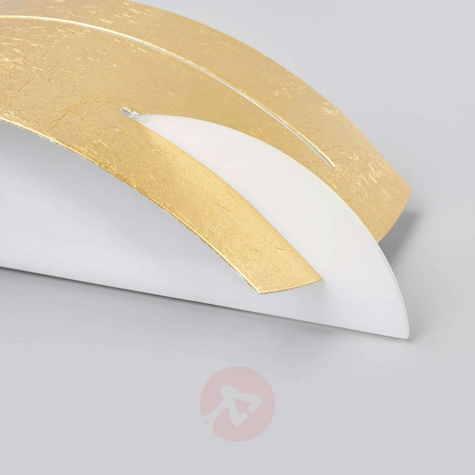 Keyron kultainen seinävalo, mattapinta-9625123-01