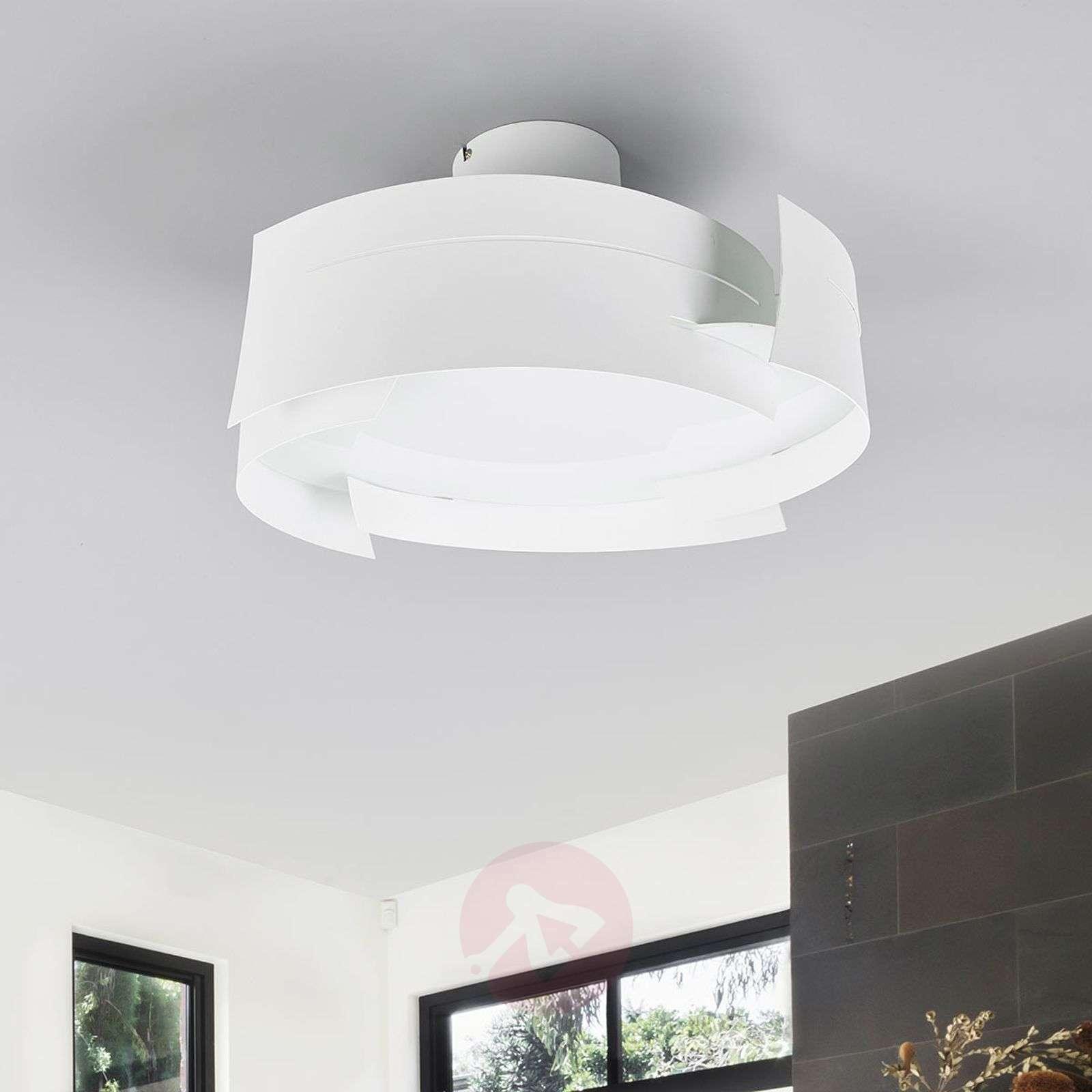 Keyron valkoinen LED-kattolamppu-9625122-04