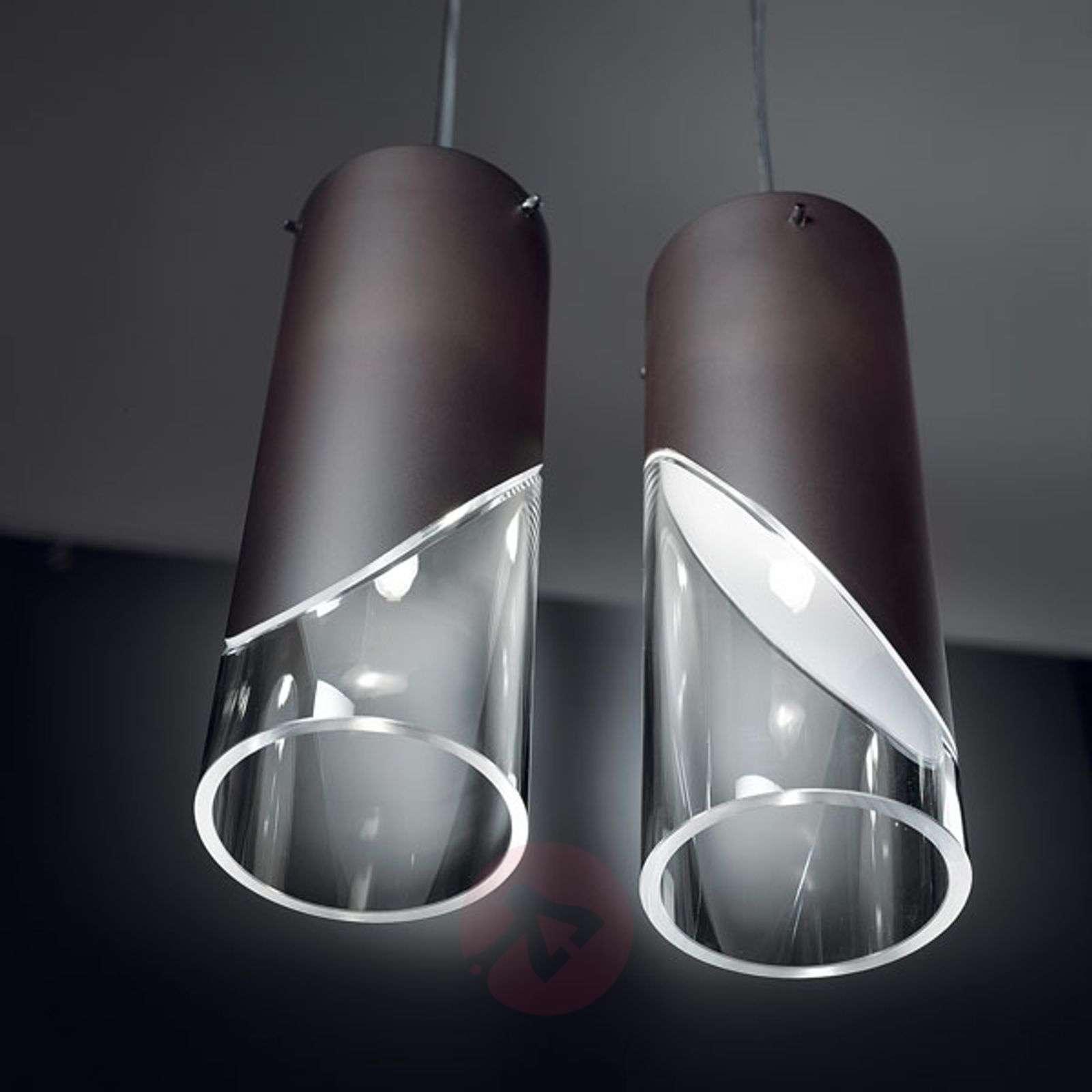 Kiehtova design-riippuvalaisin CAPO CABANA-8513351X-01