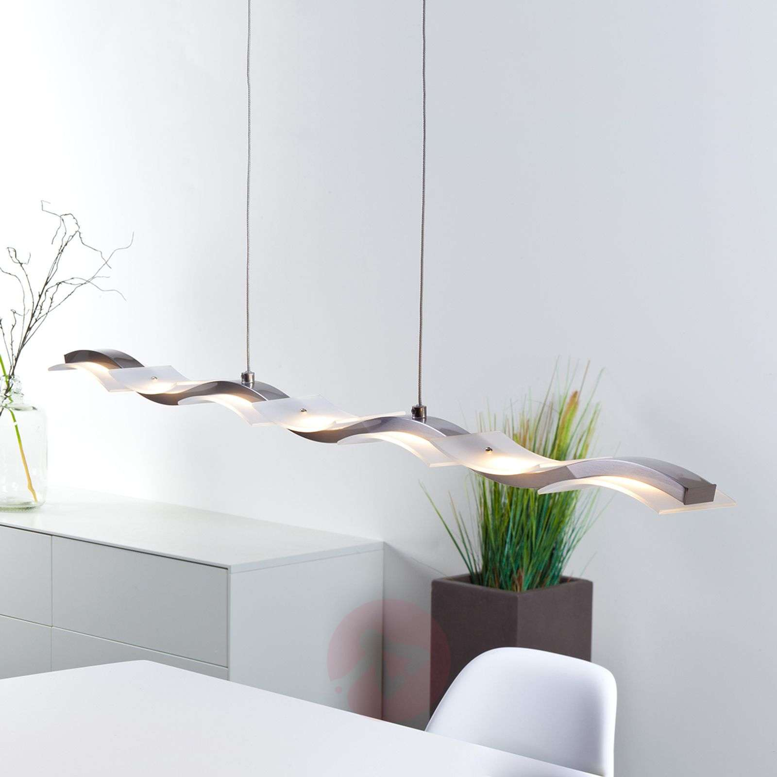 Kiehtova LED-riippuvalaisin Surf-1508963-01