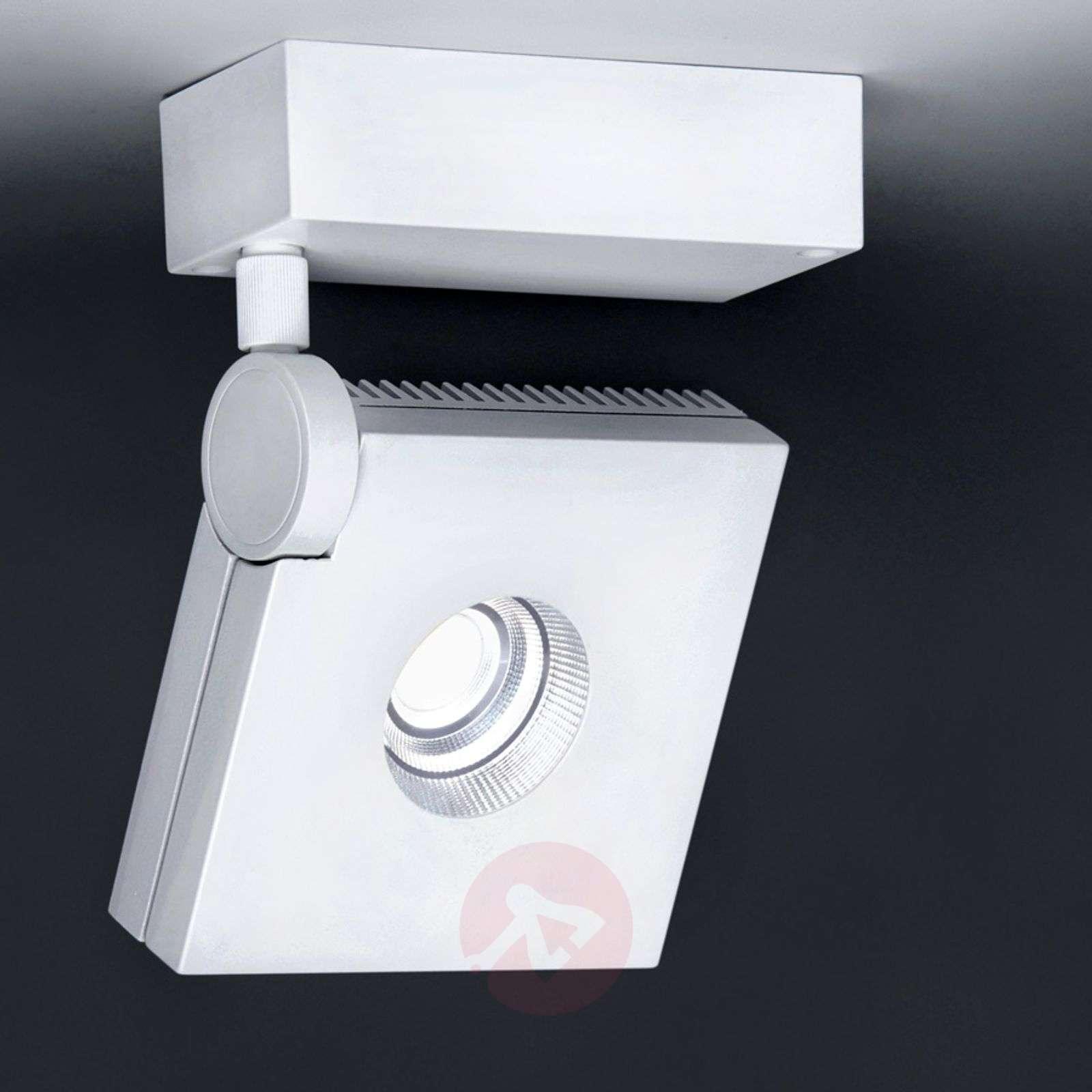 Kierrettävä/käännettävä LED-seinävalaisin Bridge-6708008-01