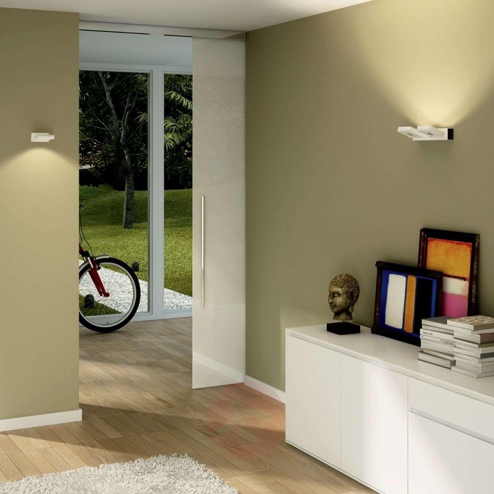Kierrettävä/kallistettava Bridge LED-seinävalaisin-6708007X-01