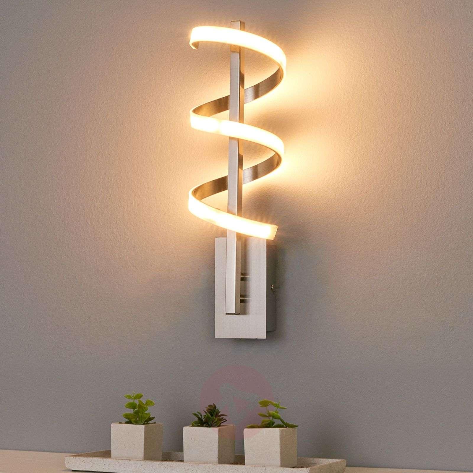 Kierteinen LED-seinävalaisin Pierre-9985029-01