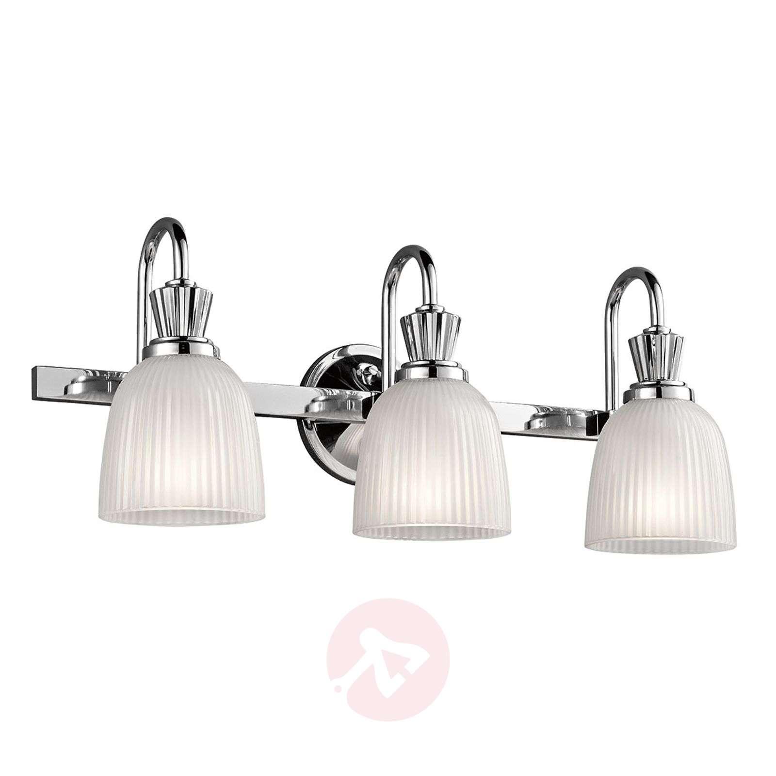 Kiiltävä Cora-kylpyhuoneen LED-seinävalaisin-3048861-01