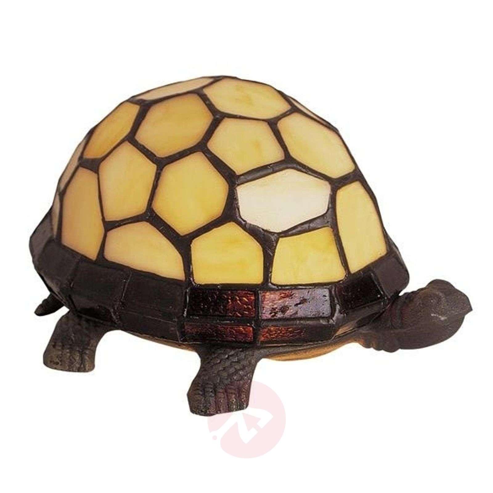 Kilpikonna-pöytävalaisin TORTUE-1032233-01
